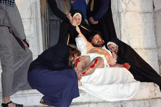 Festivité de Pâques à Alcalà de Xivert