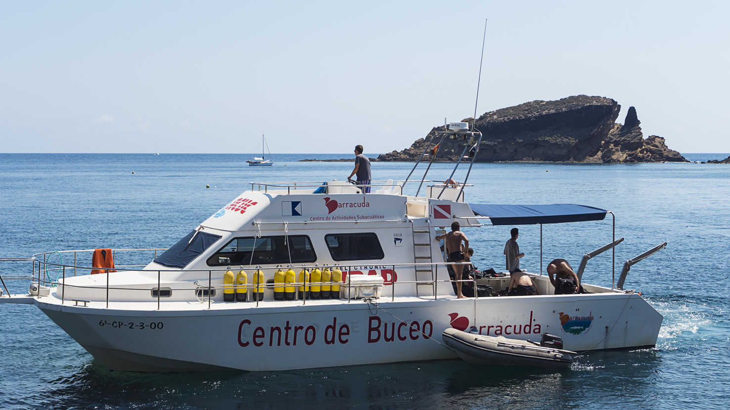 Barracuda Club de Buceo (FEDAS/ACUC)