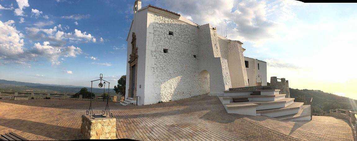 Ermita Santa Lucía y San Benito