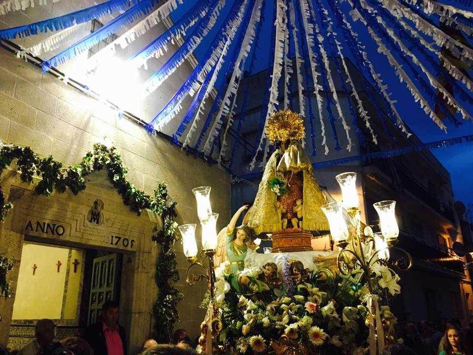 Festivité de la Virgen de los Desamparados