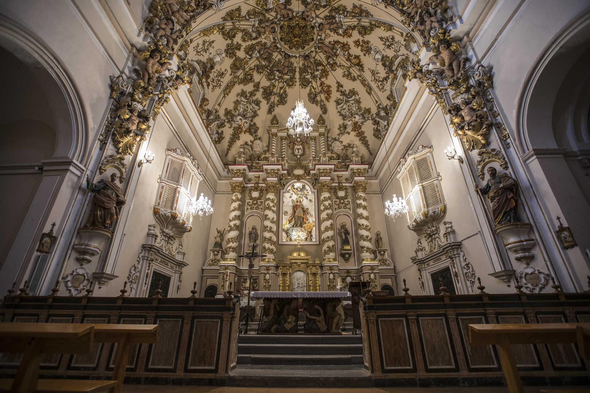 Iglesia parroquial Santa Águeda