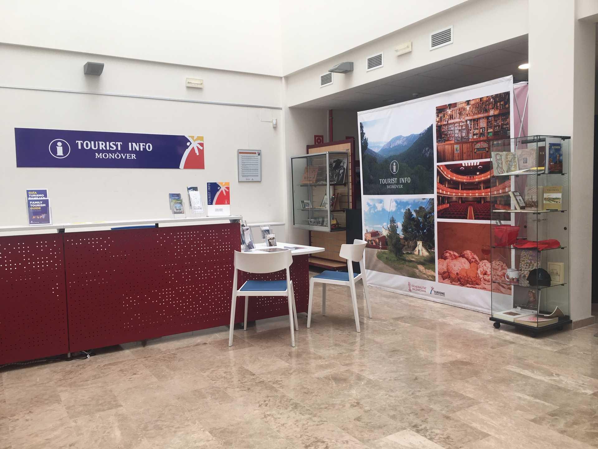 TOURIST INFO MONÒVER