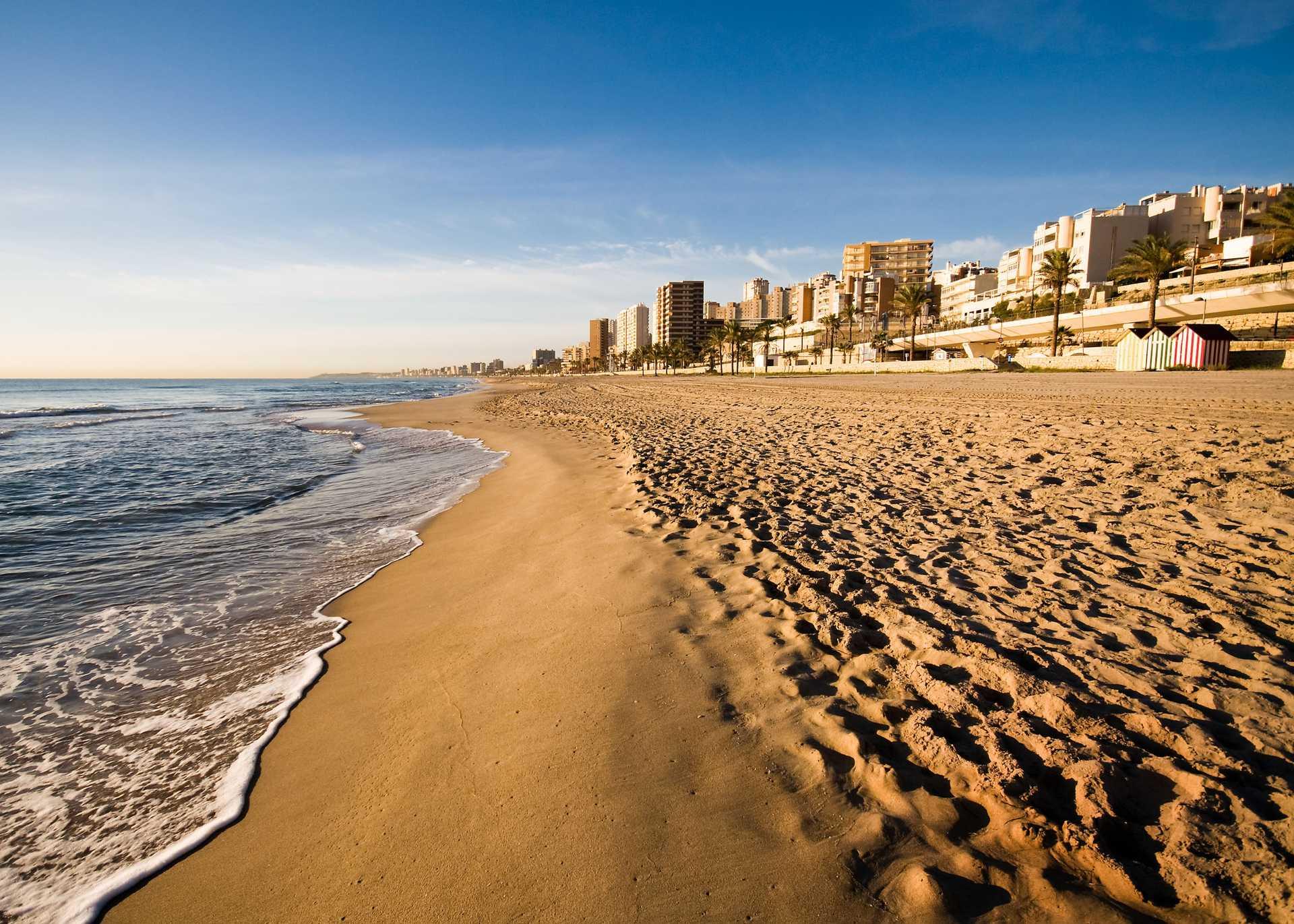 Playa de Muchavista