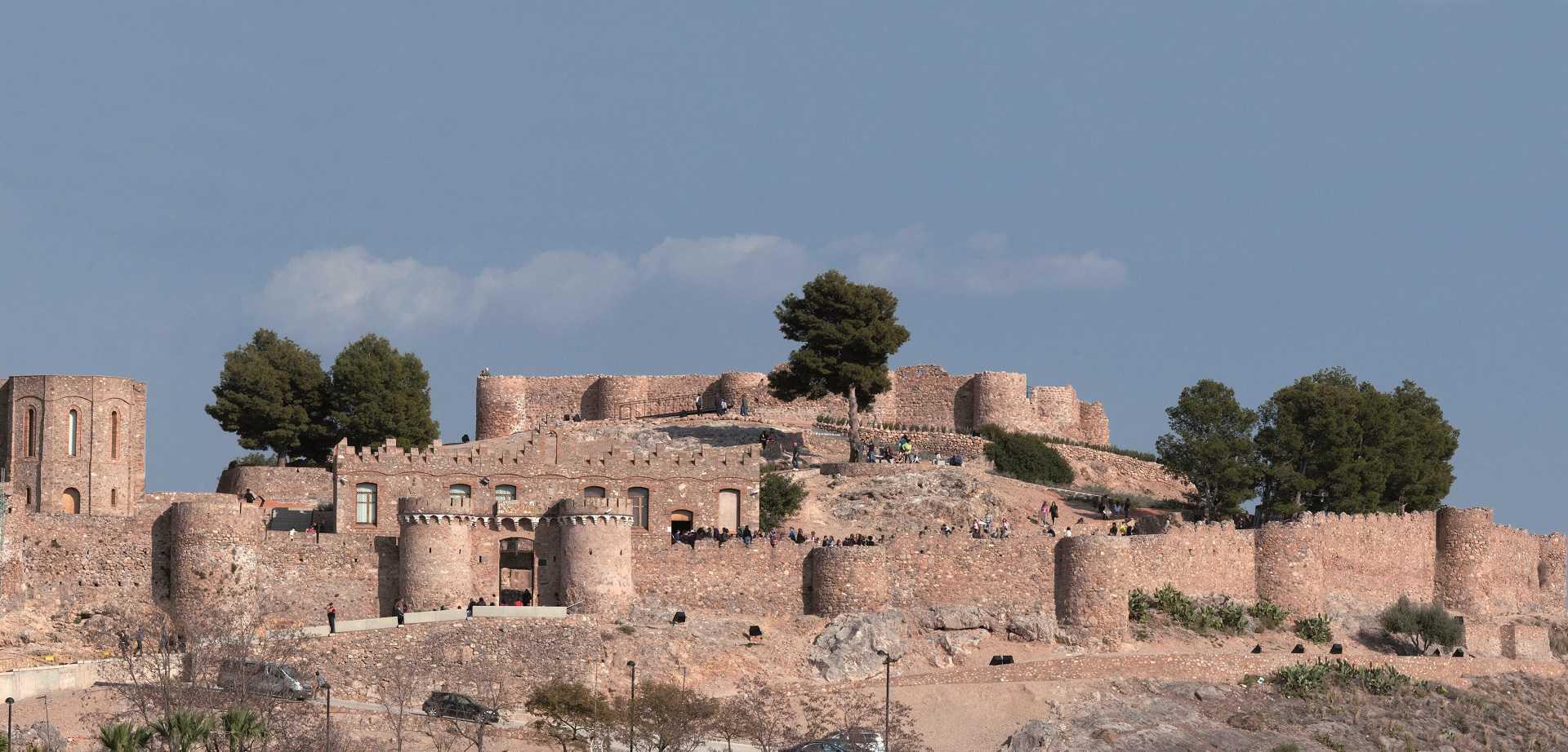 Castillo de las 300 torres