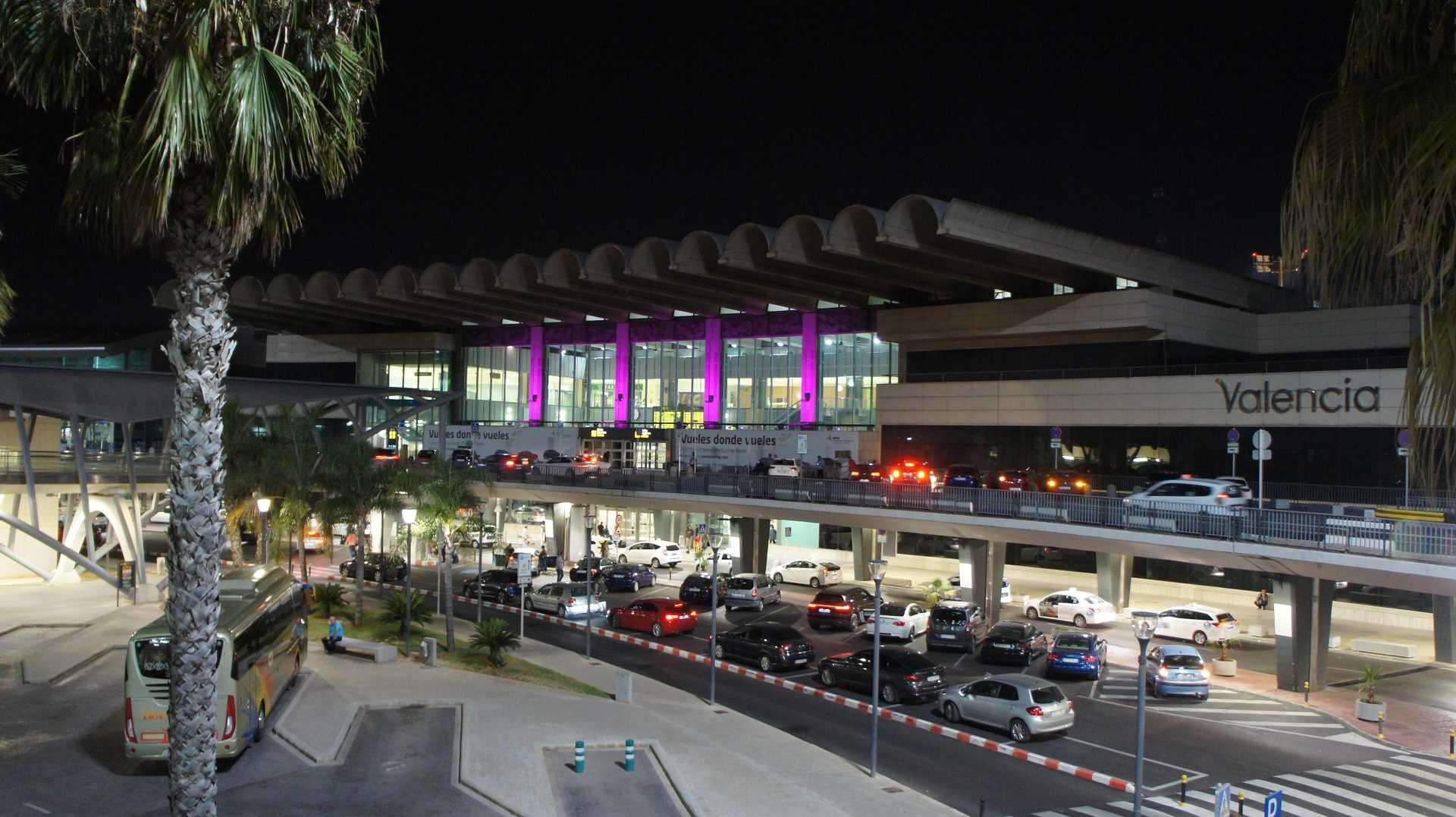 Aéroport de Valencia