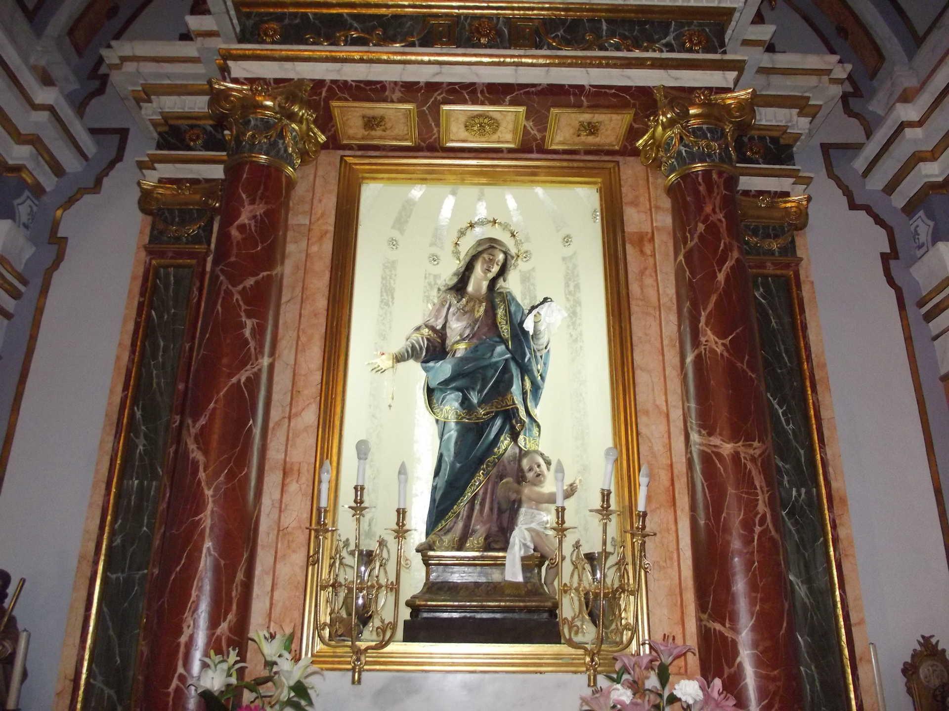 Festividad del Cristo de la Buena Dicha y de la Virgen de los Dolores