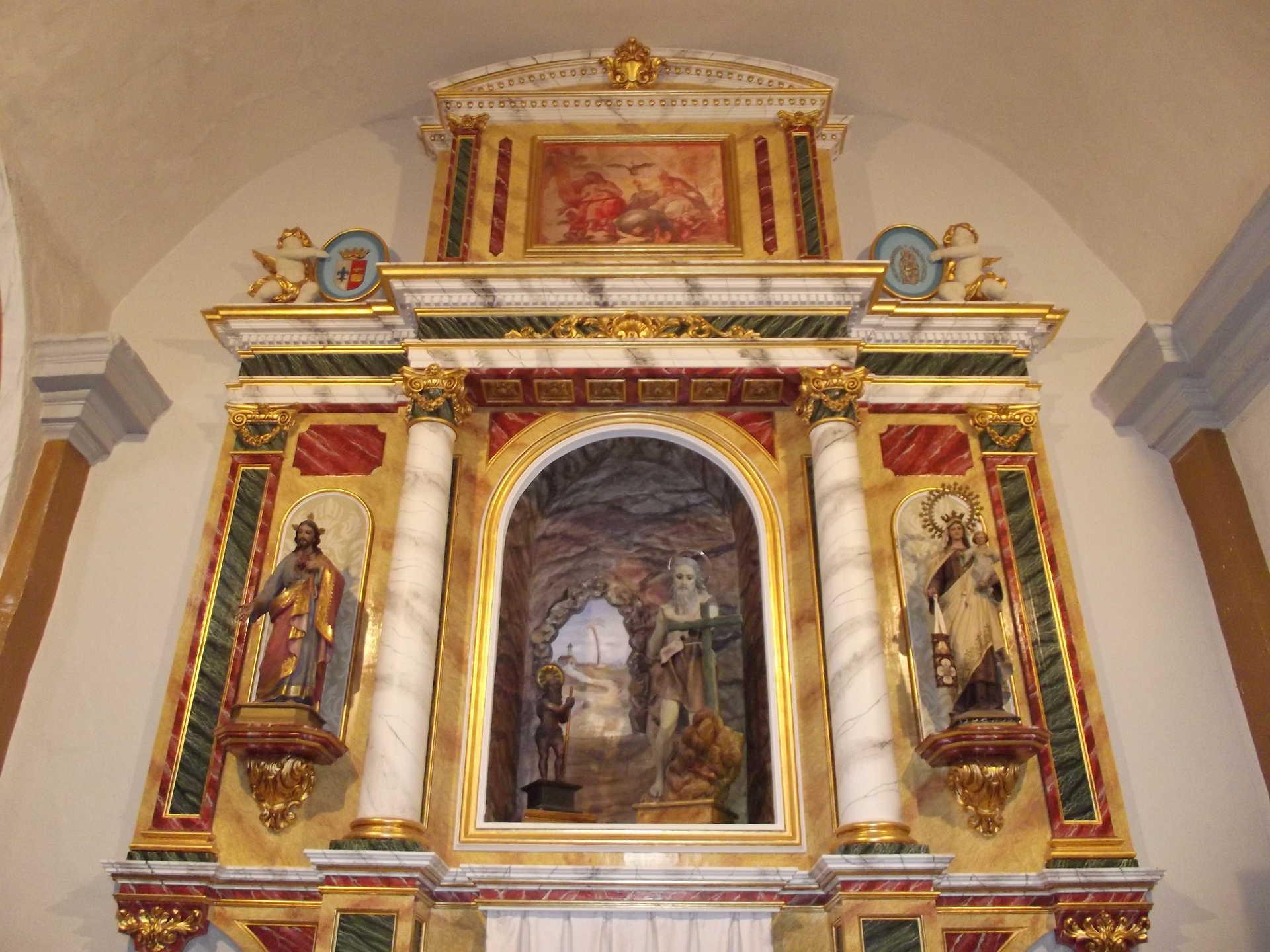 Iglesia de San Onofre