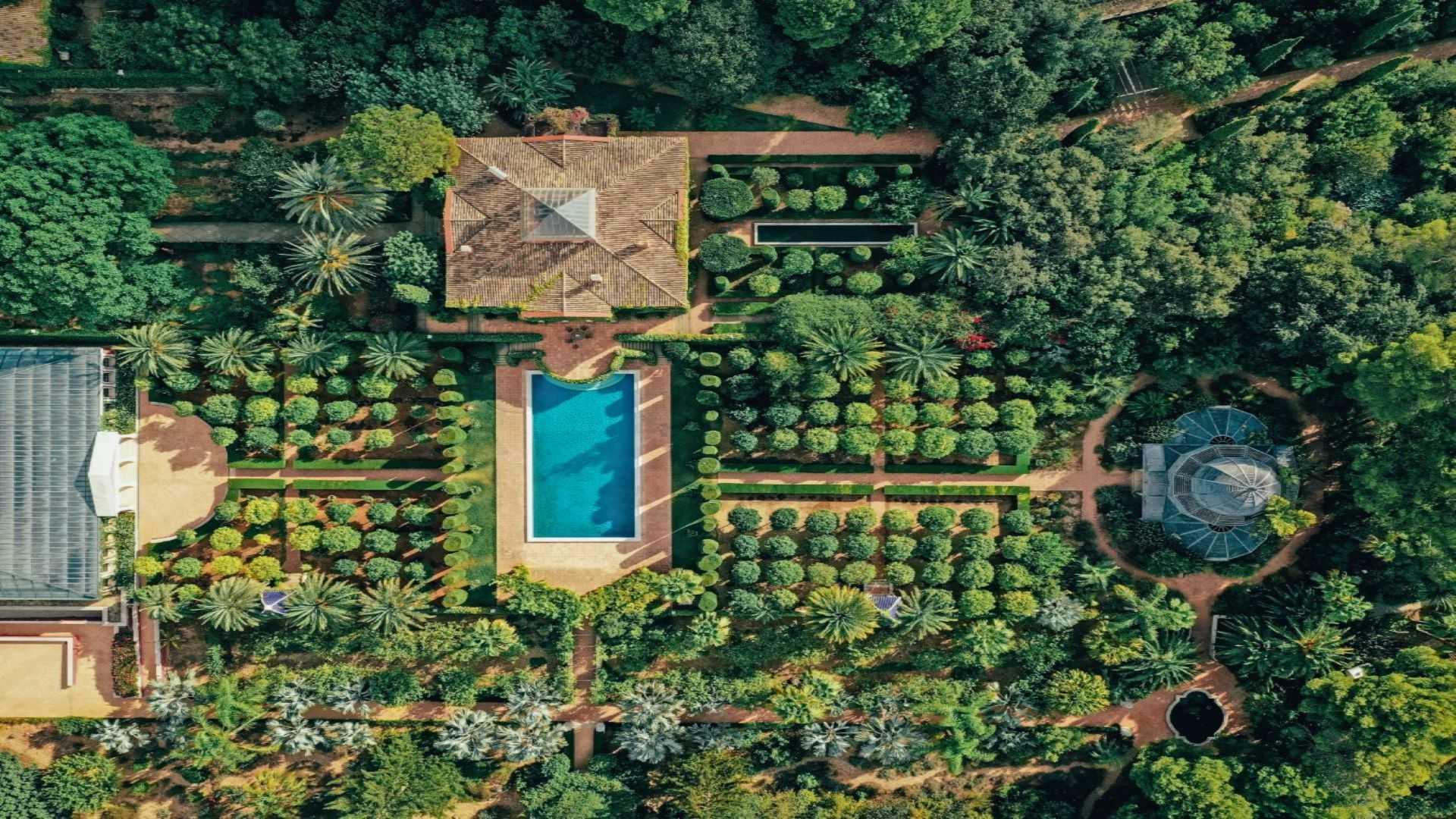The Albarda Garden