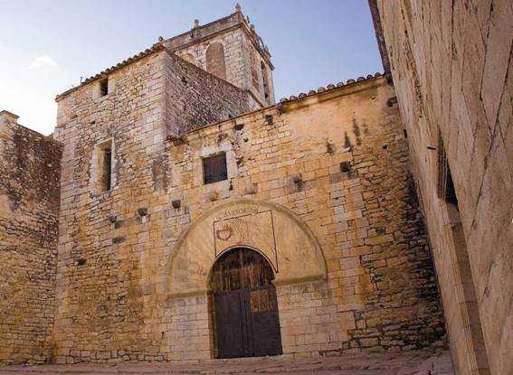 Centre Historique de Catí