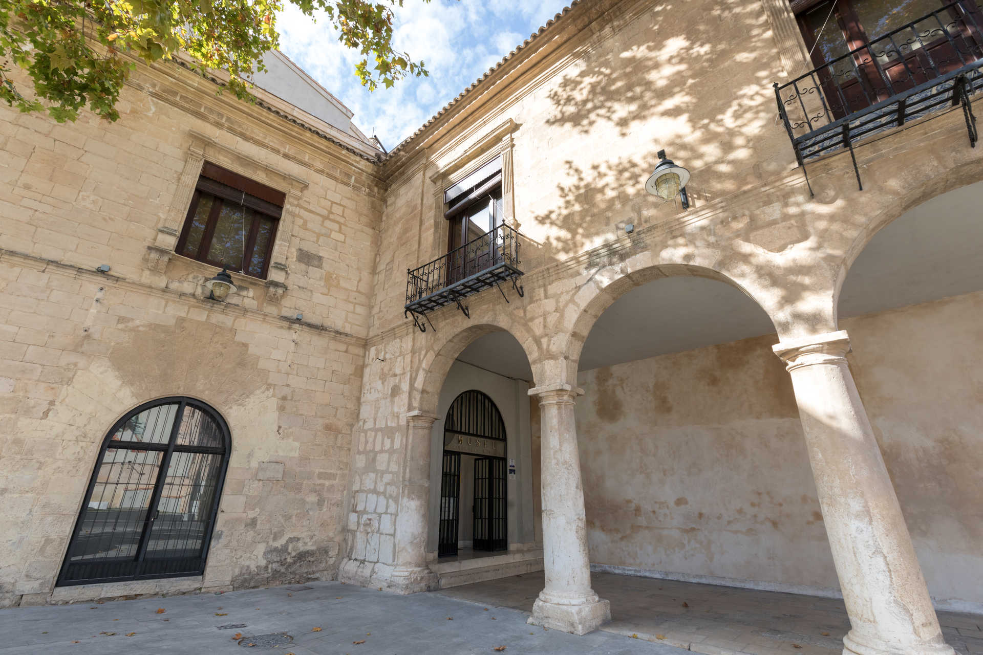 Archaeological Museum Camil Visedo