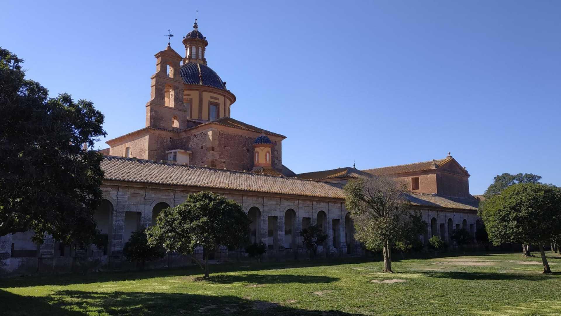 Besichtigung der Cartuja de Ara Christi