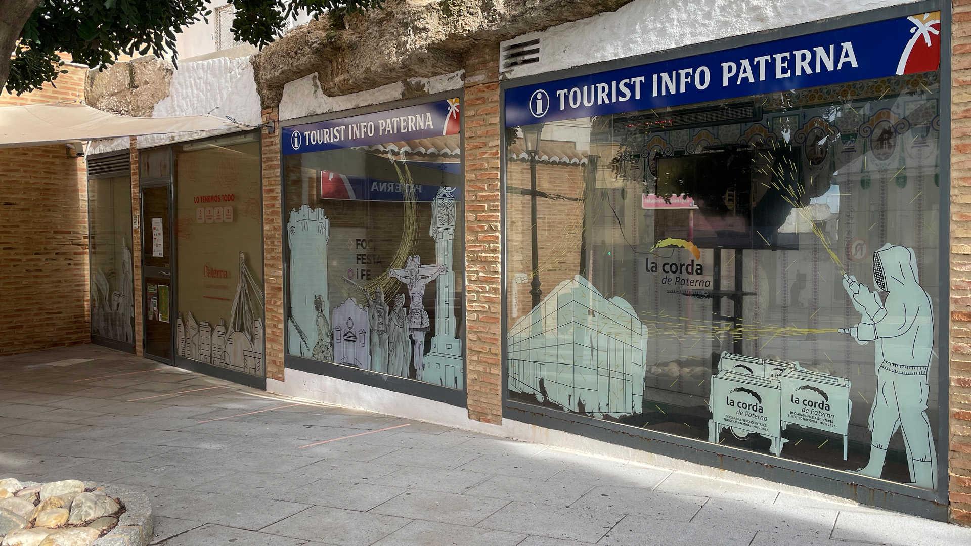 TOURIST INFO PATERNA