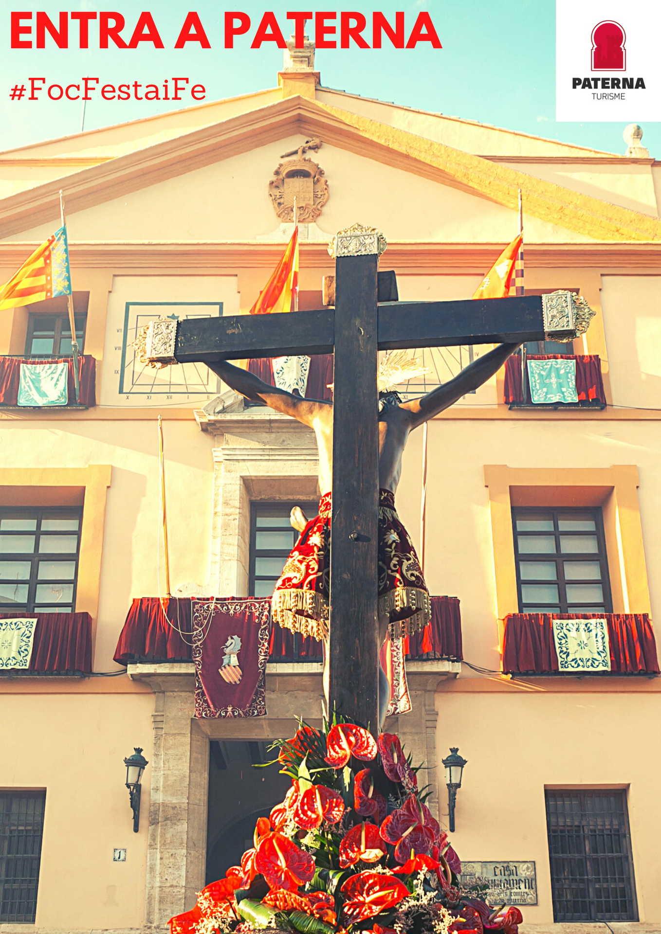 Fiestas mayores en honor al Santísimo Cristo de la Fe y San Vicente Ferrer de Paterna
