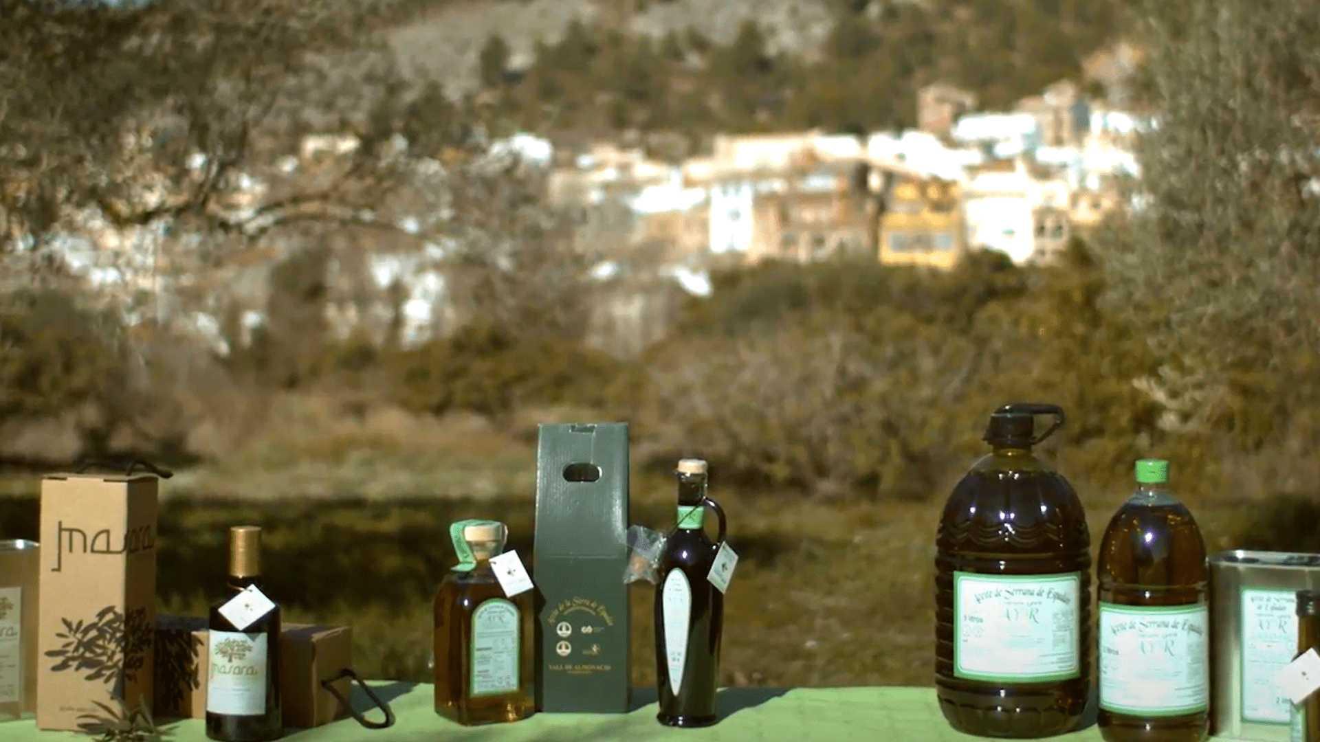 aceite de oliva sierra espadan