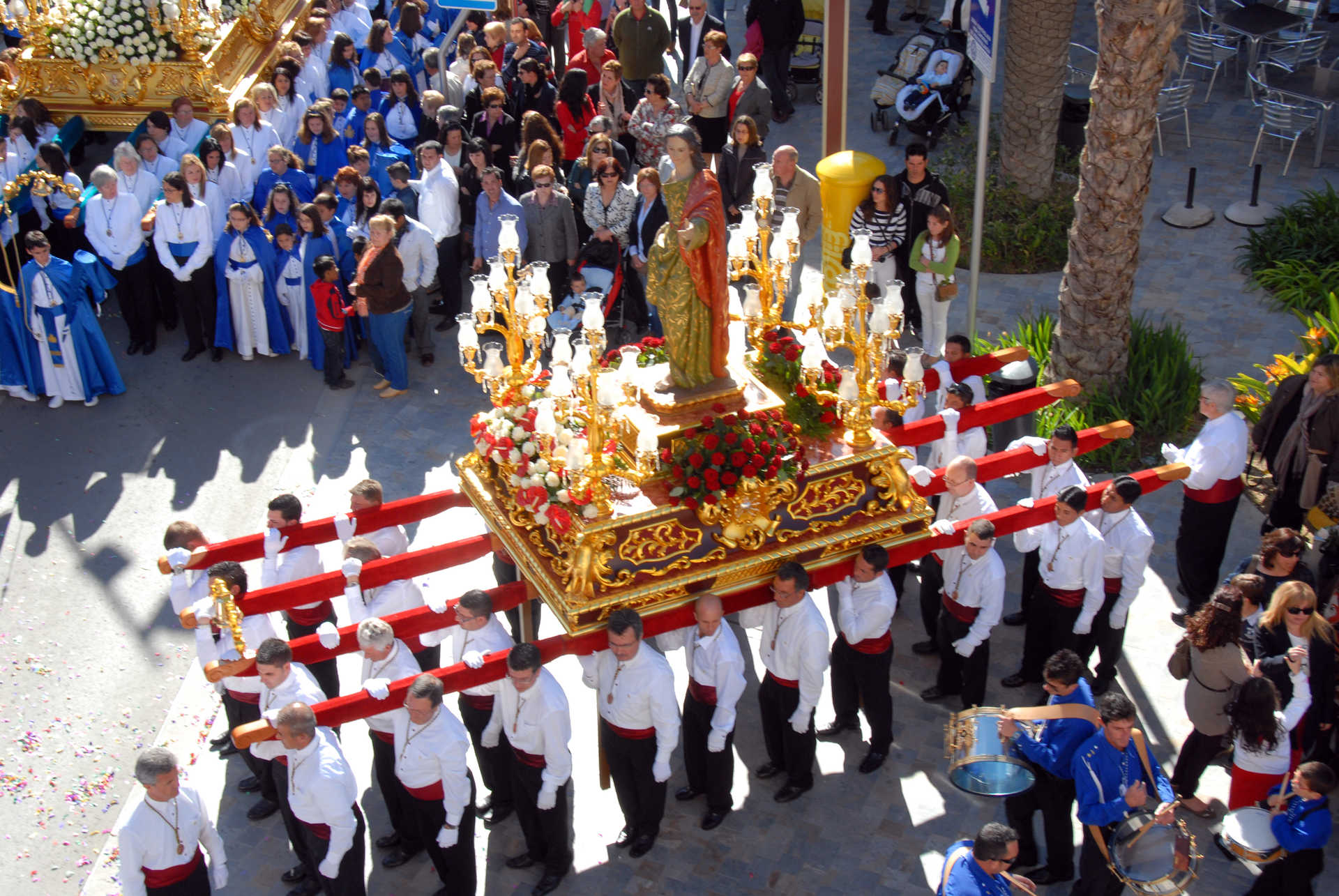 EASTER WEEK IN PILAR DE LA HORADADA