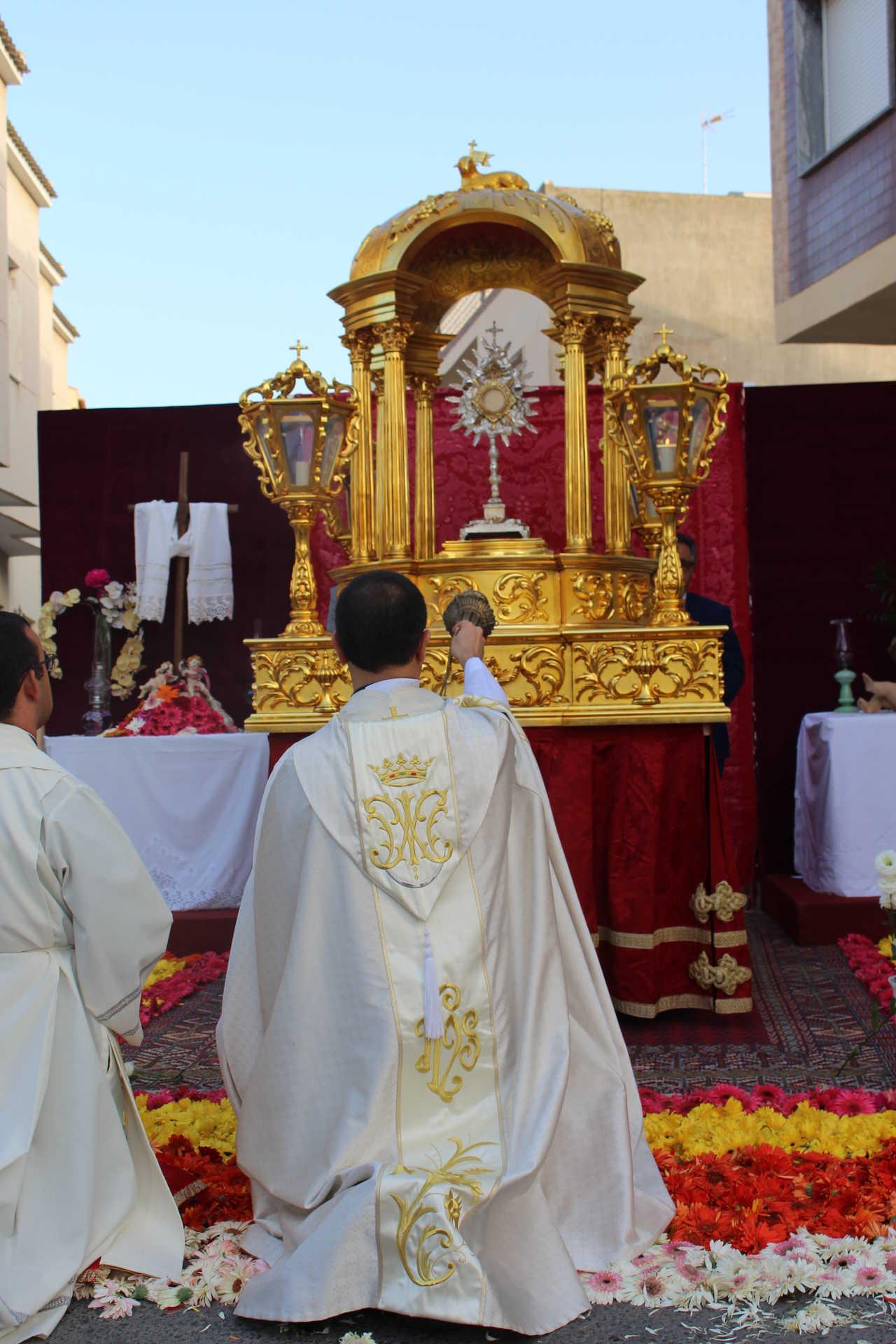FESTIVITAT DEL CORPUS CHRISTI