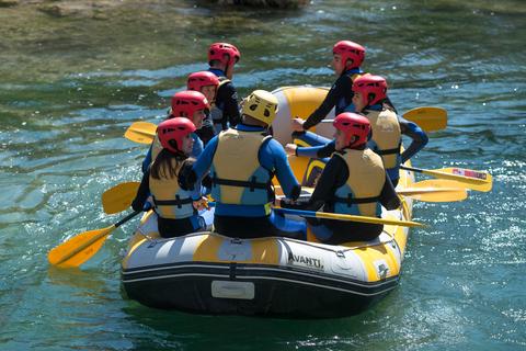 Empresas de turismo activo