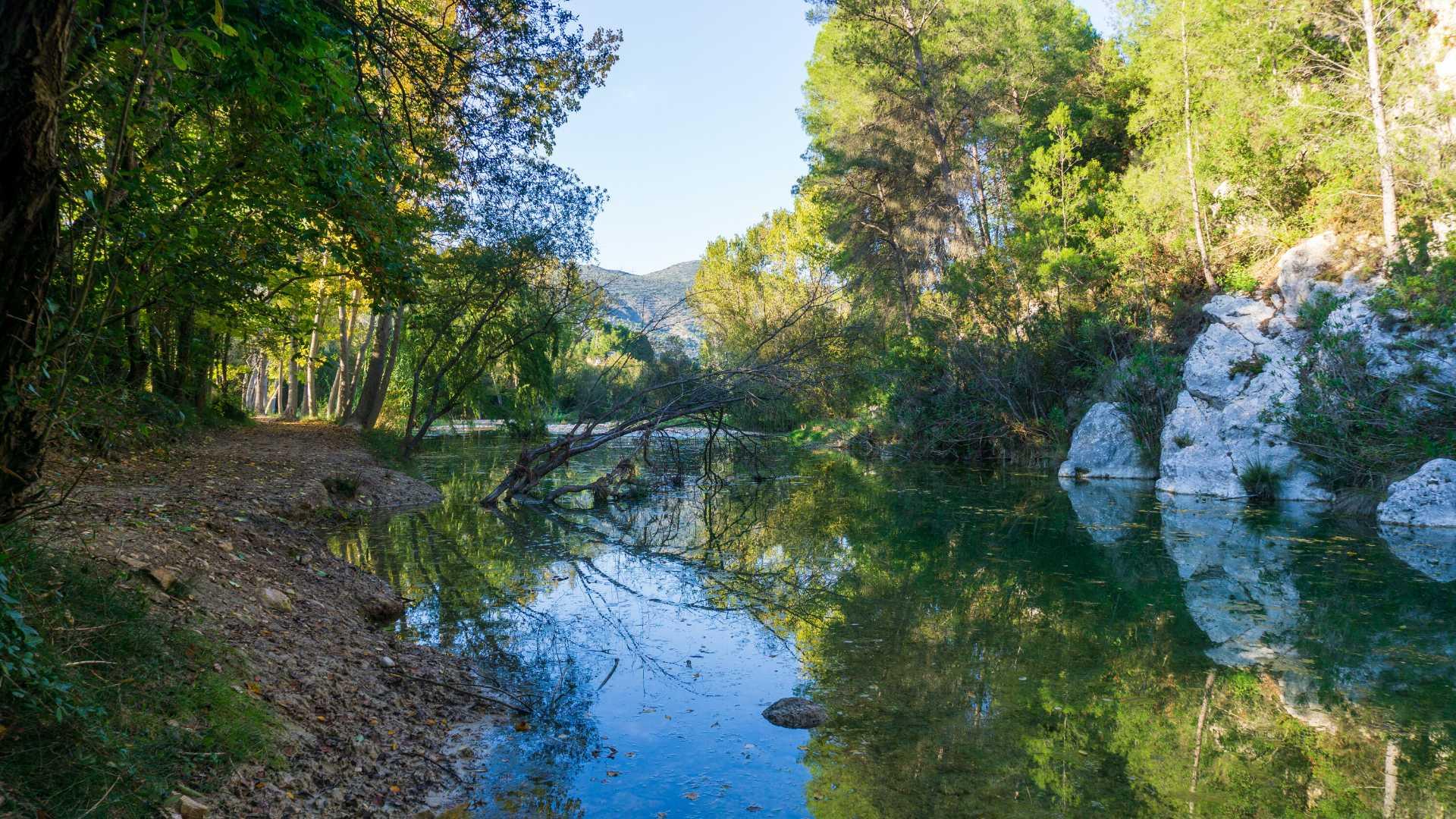 Ruta senderista: El Barranc de l'Encantada