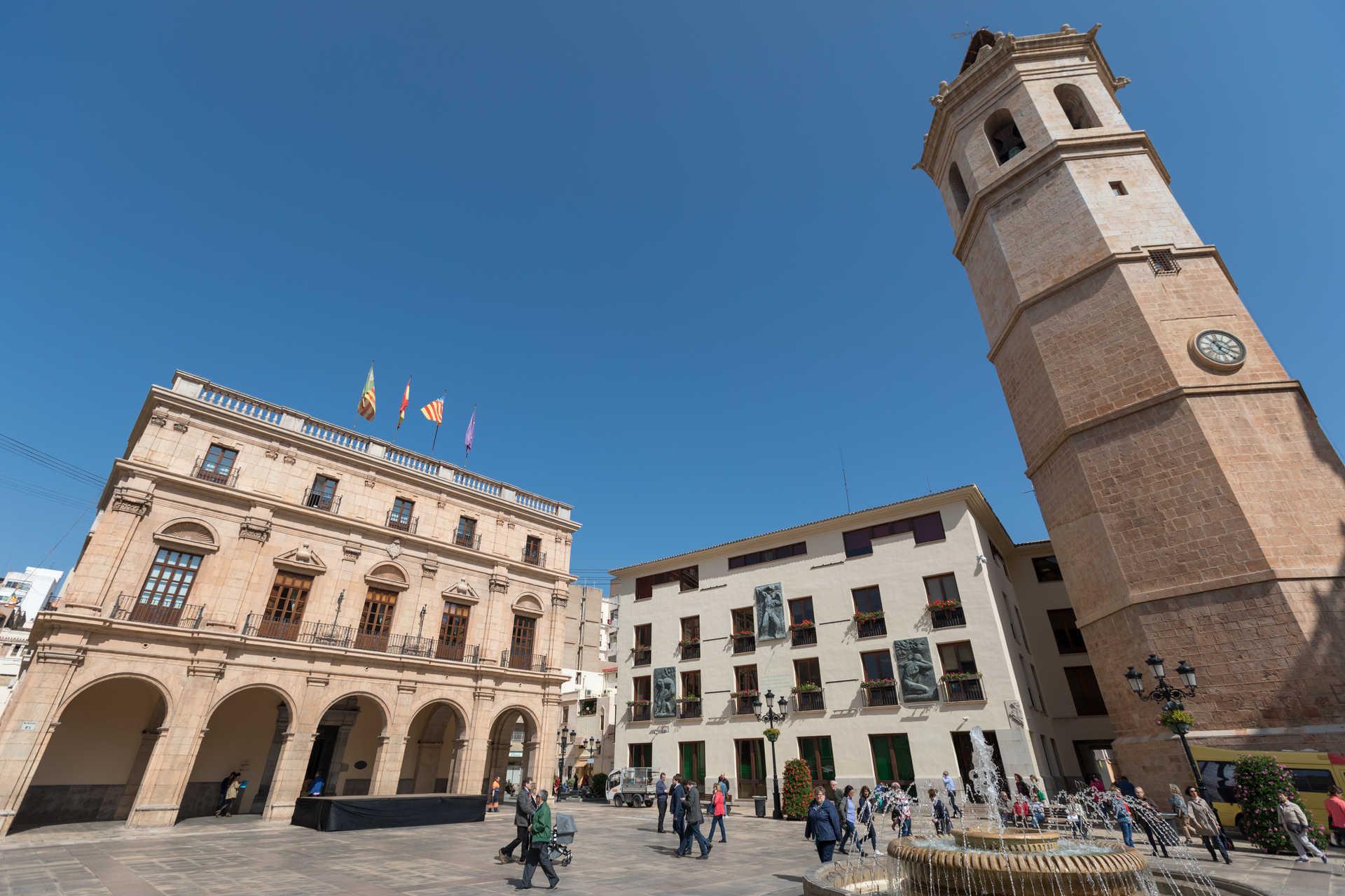 Torre Campanar El Fadrí