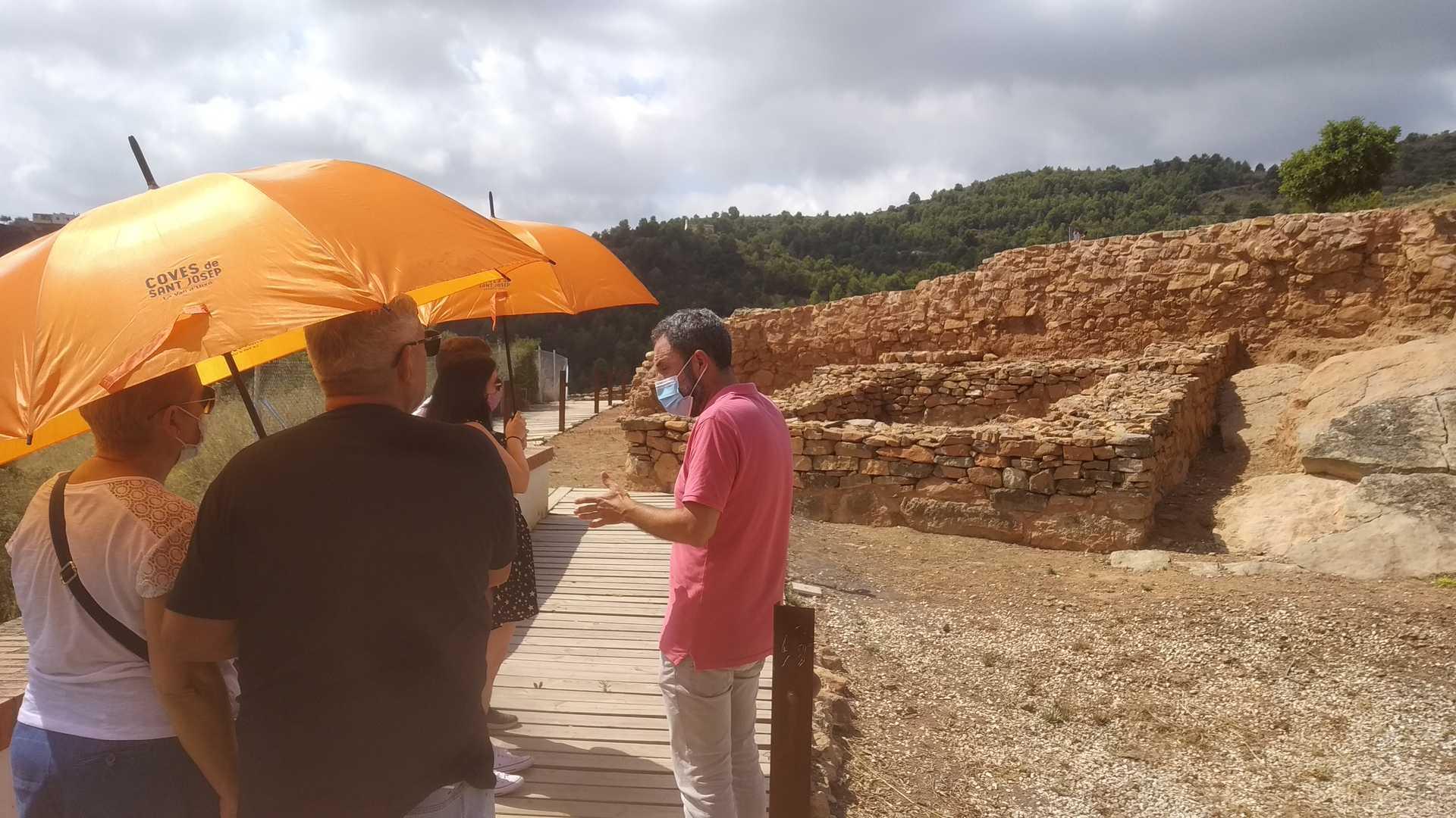 Visitas guiadas al Poblado de Sant Josep
