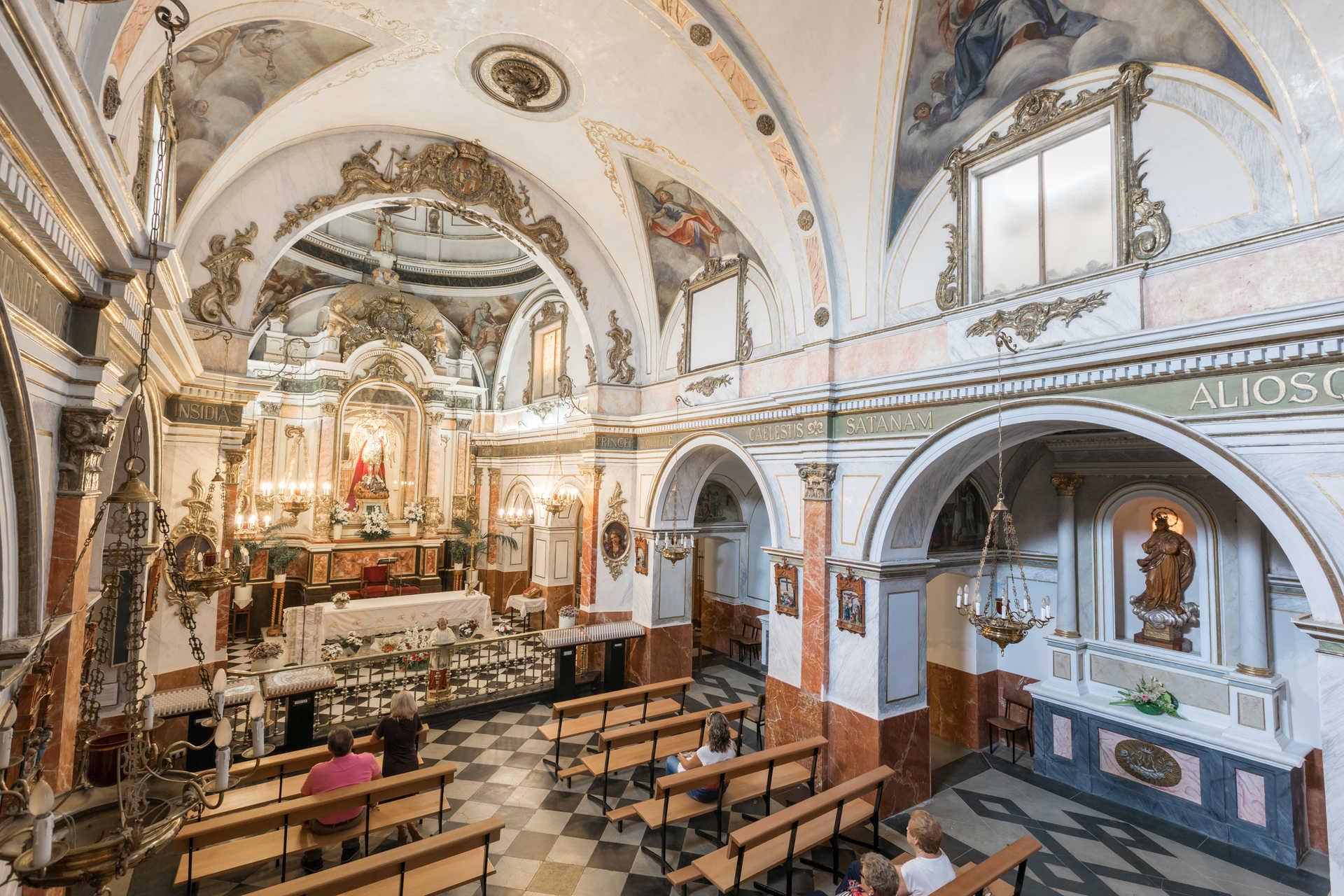 Museu del Monestir de Sant Miquel