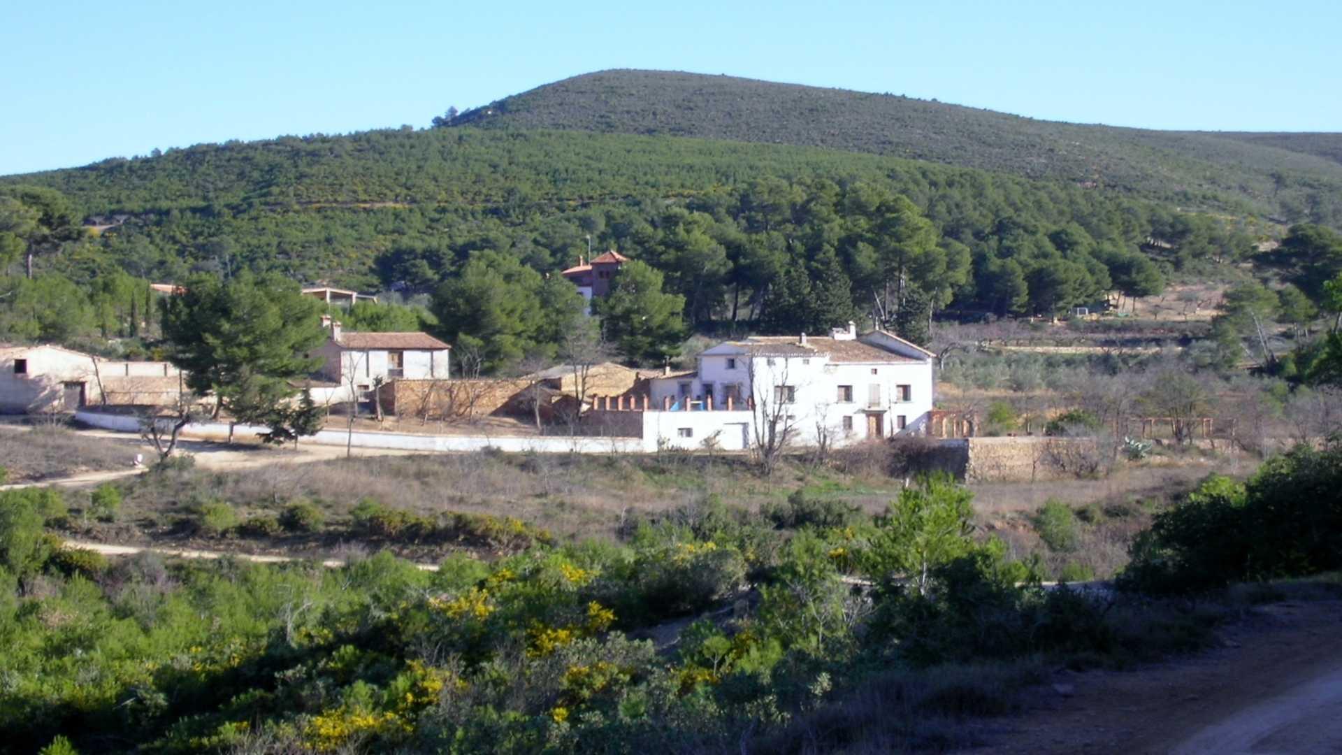 Masía de Uñoz