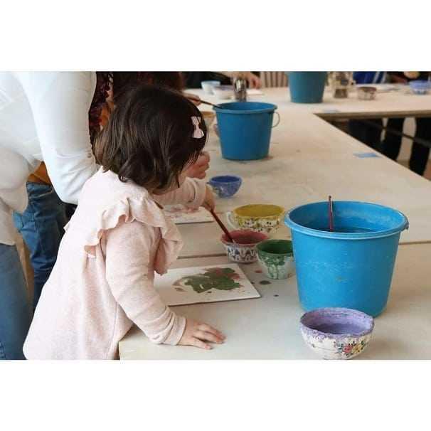 ACTIVIDAD FAMILIAR EN EL MUSEO DEL AZULEJO, ONDA