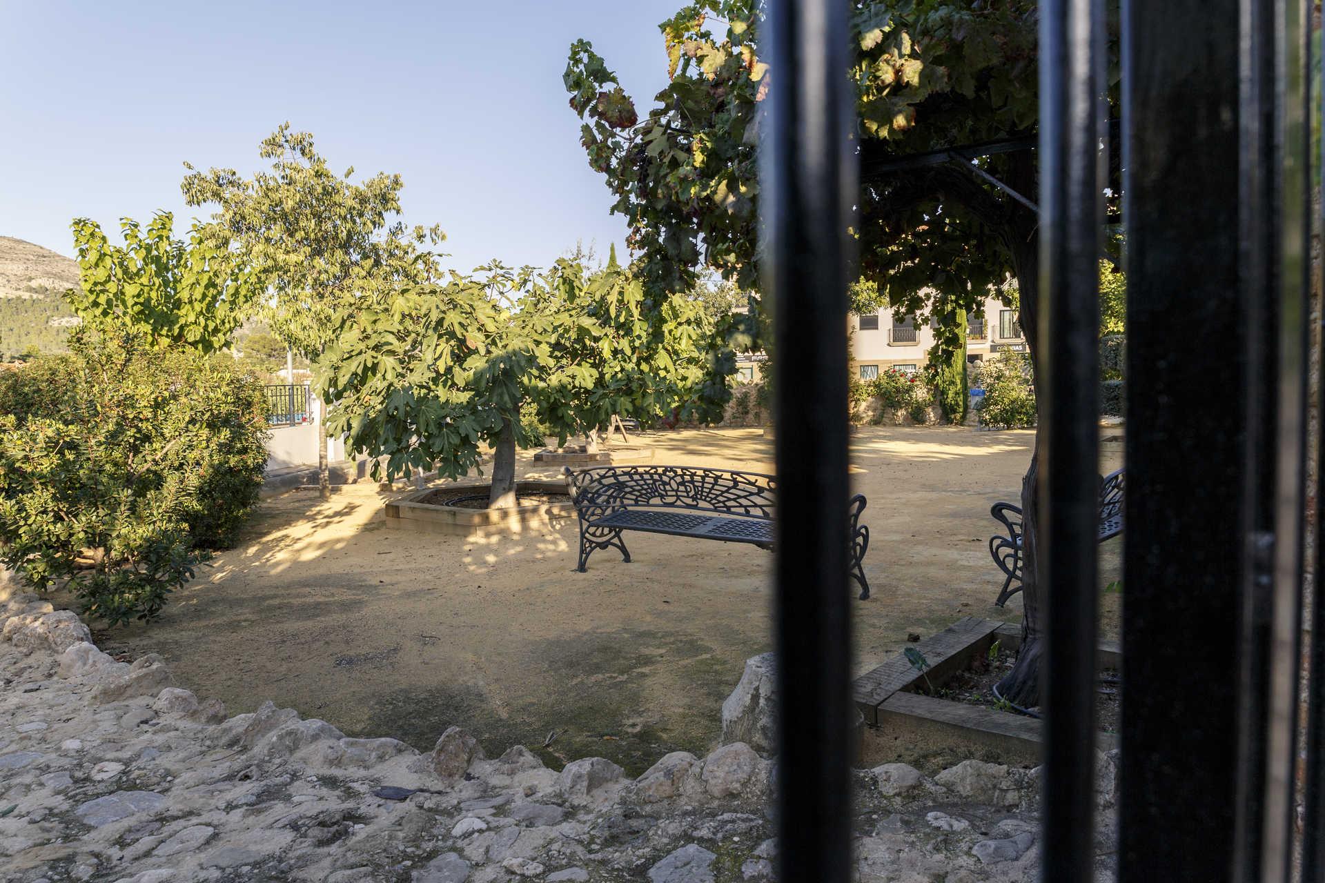 Parc de l'hortet (Vegetable Garden)