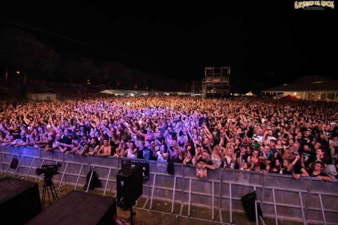 LEYENDAS DEL ROCK FESTIVAL