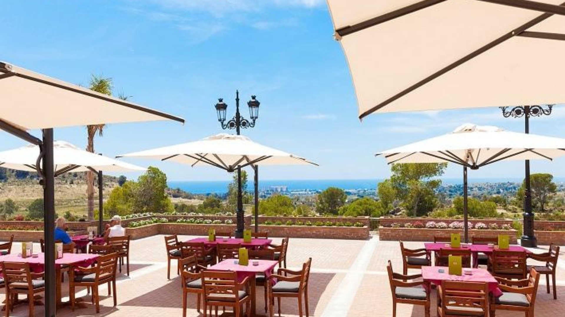 restaurant puig campana golf finestrat