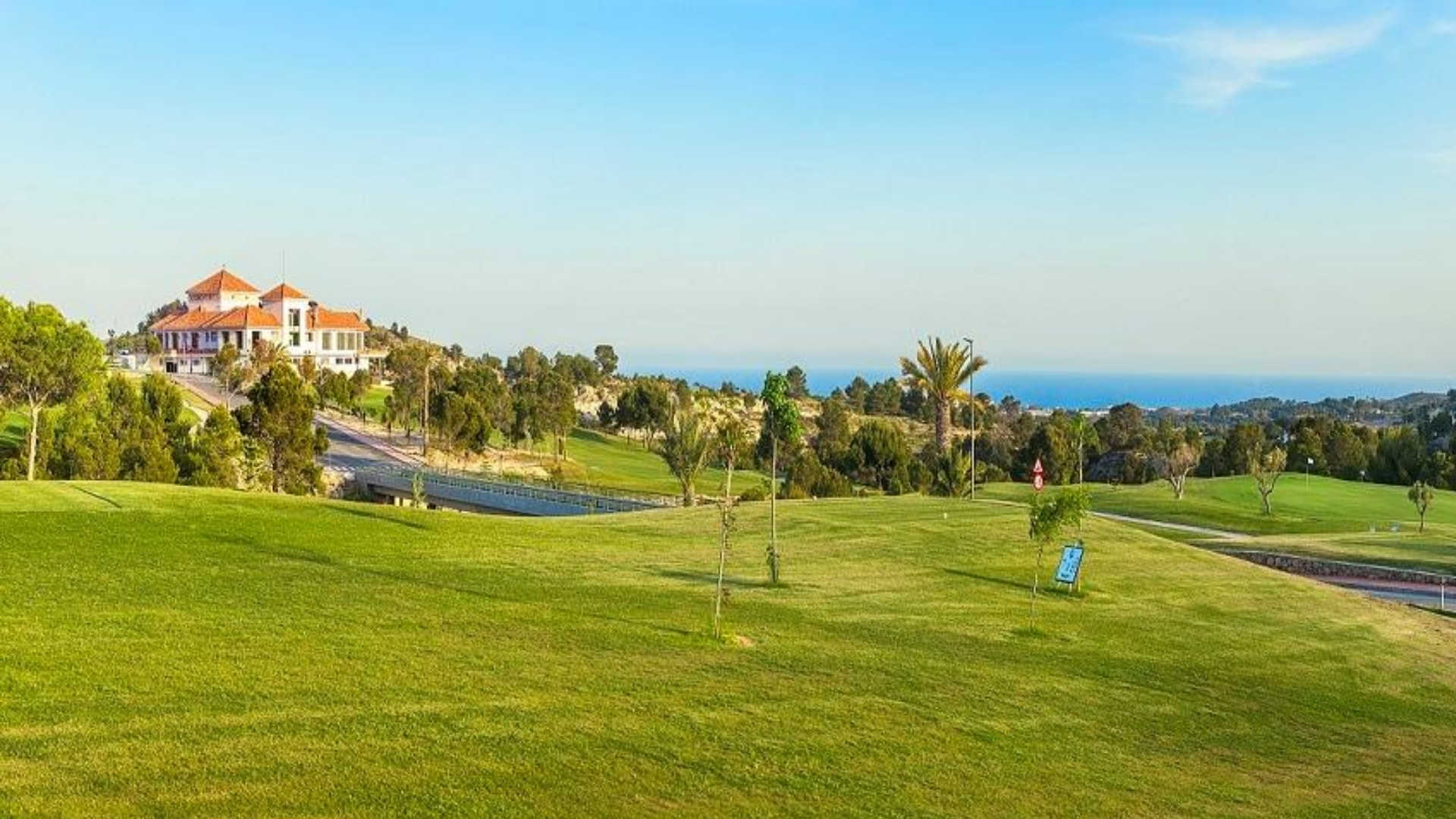 campo de golf puig campana