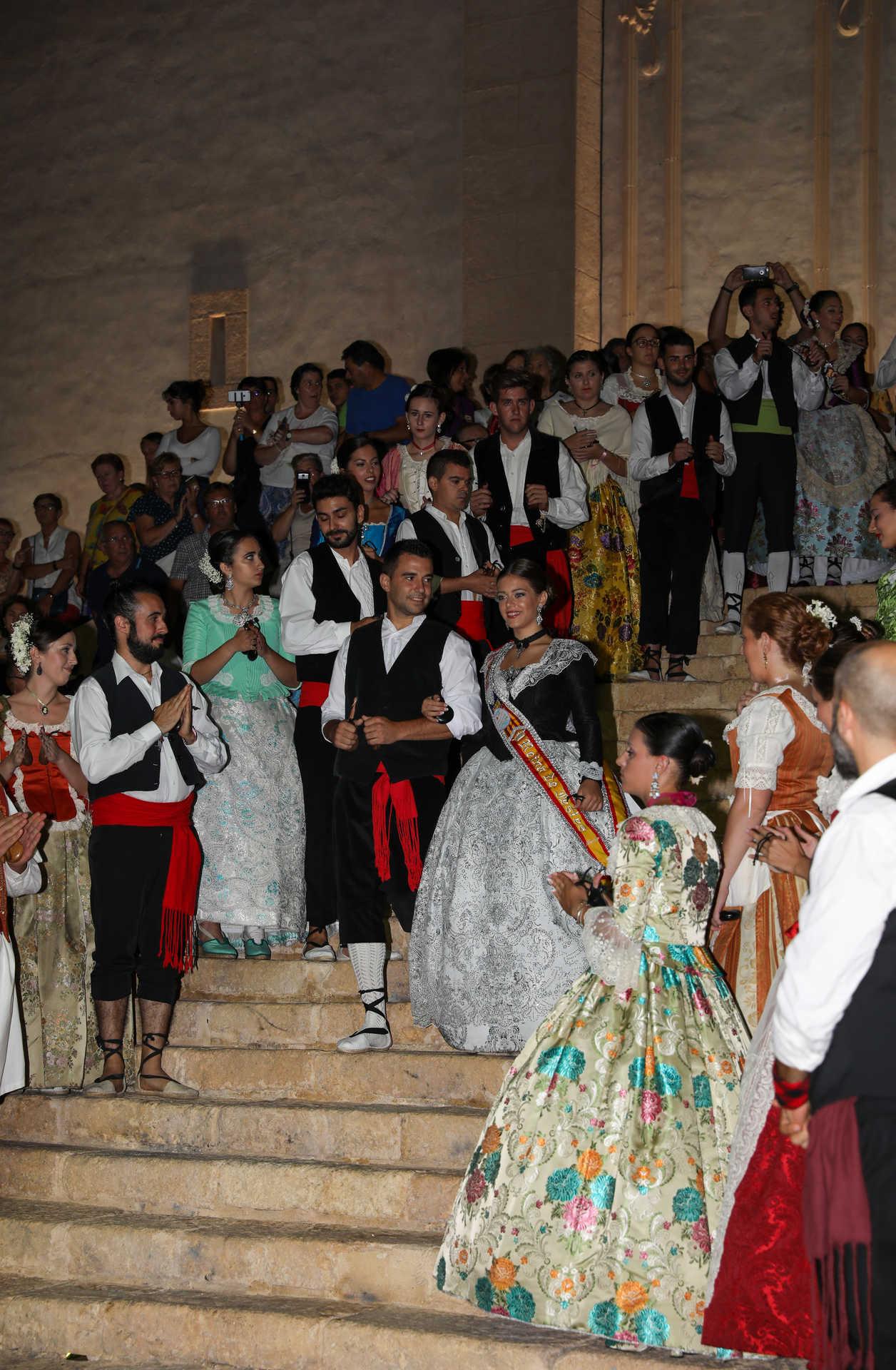 Fiestas patronales en honor de la Virgen de la Asunción