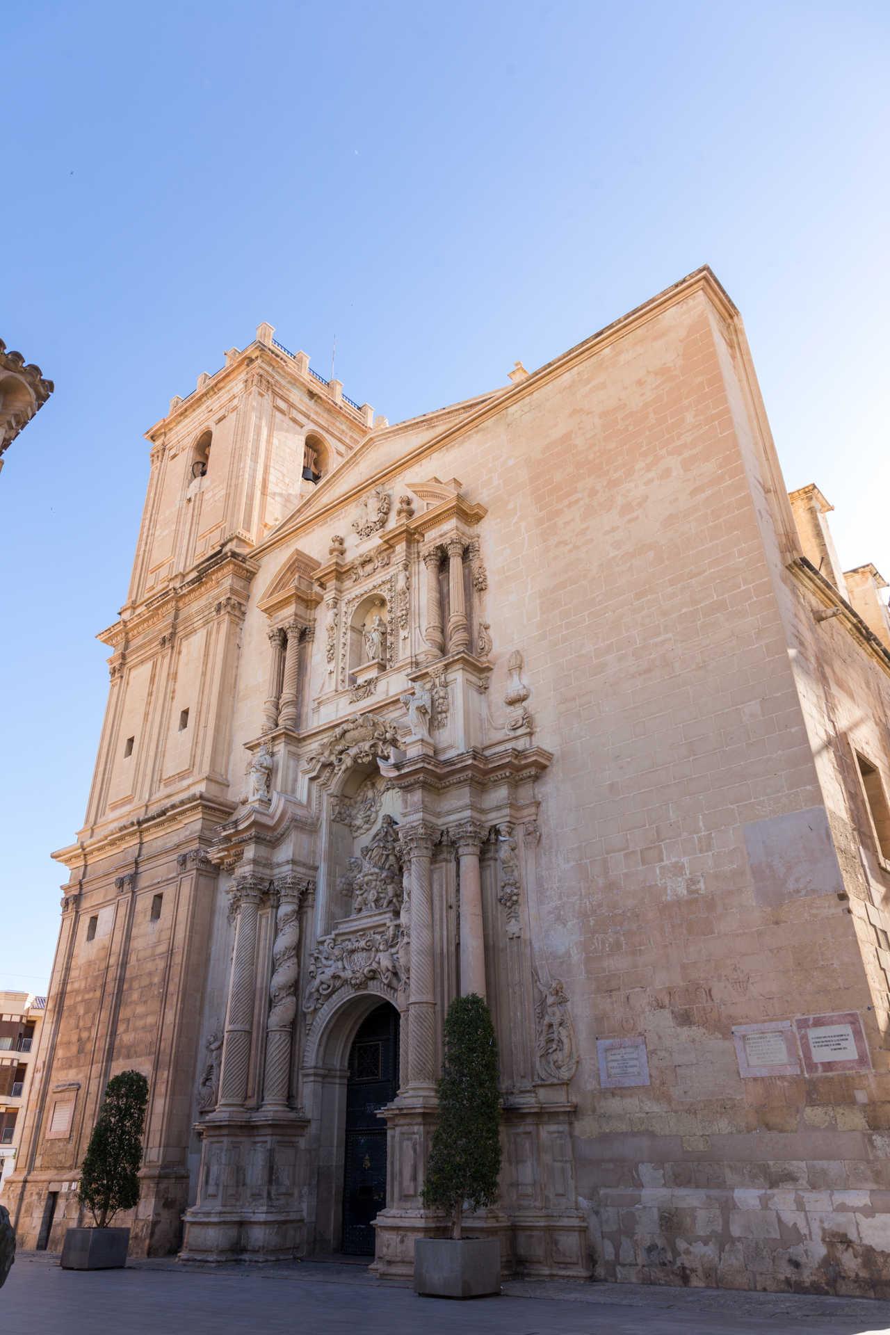 Basilique de Santa María