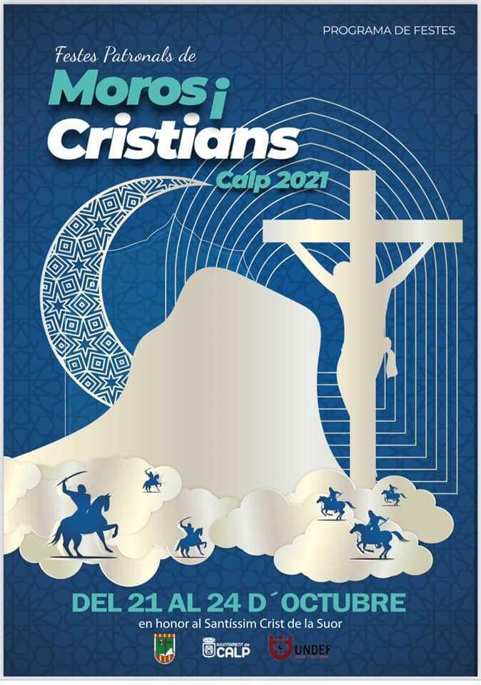 Moros y Cristianos Calp 2021