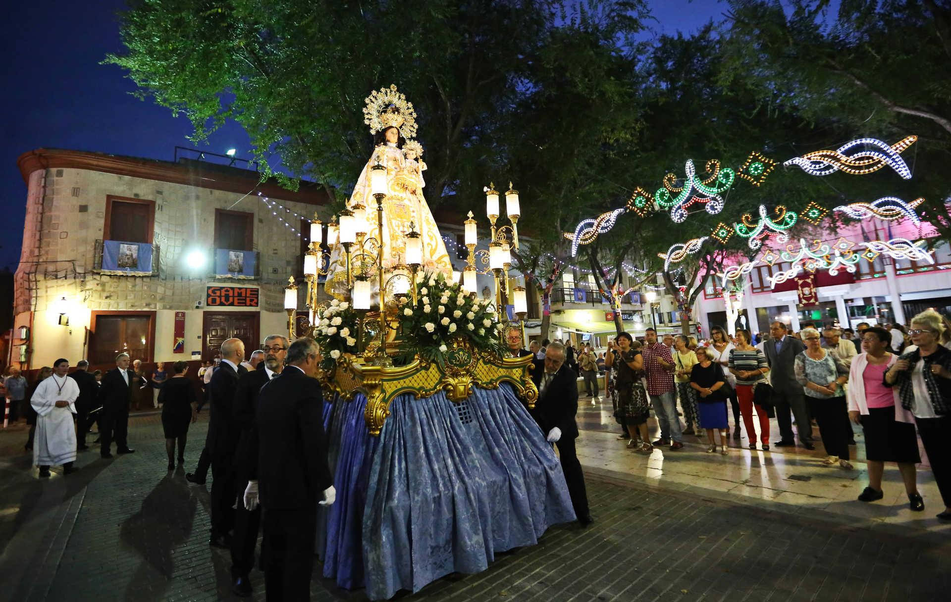 Fiesta Patronal en Honor de la Virgen del Remedio