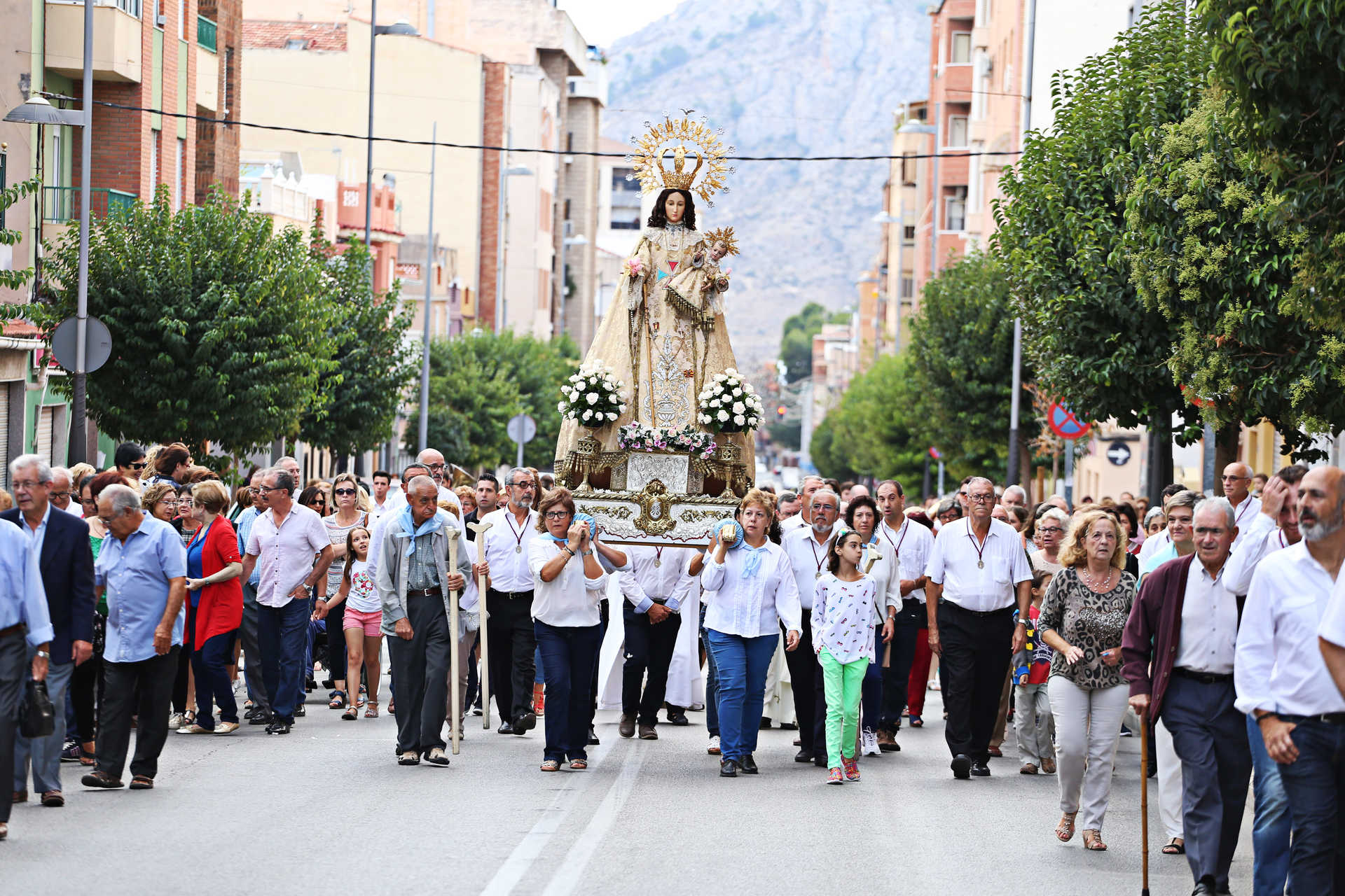 Fiesta Patronal en Honor de la Virgen del Remedio