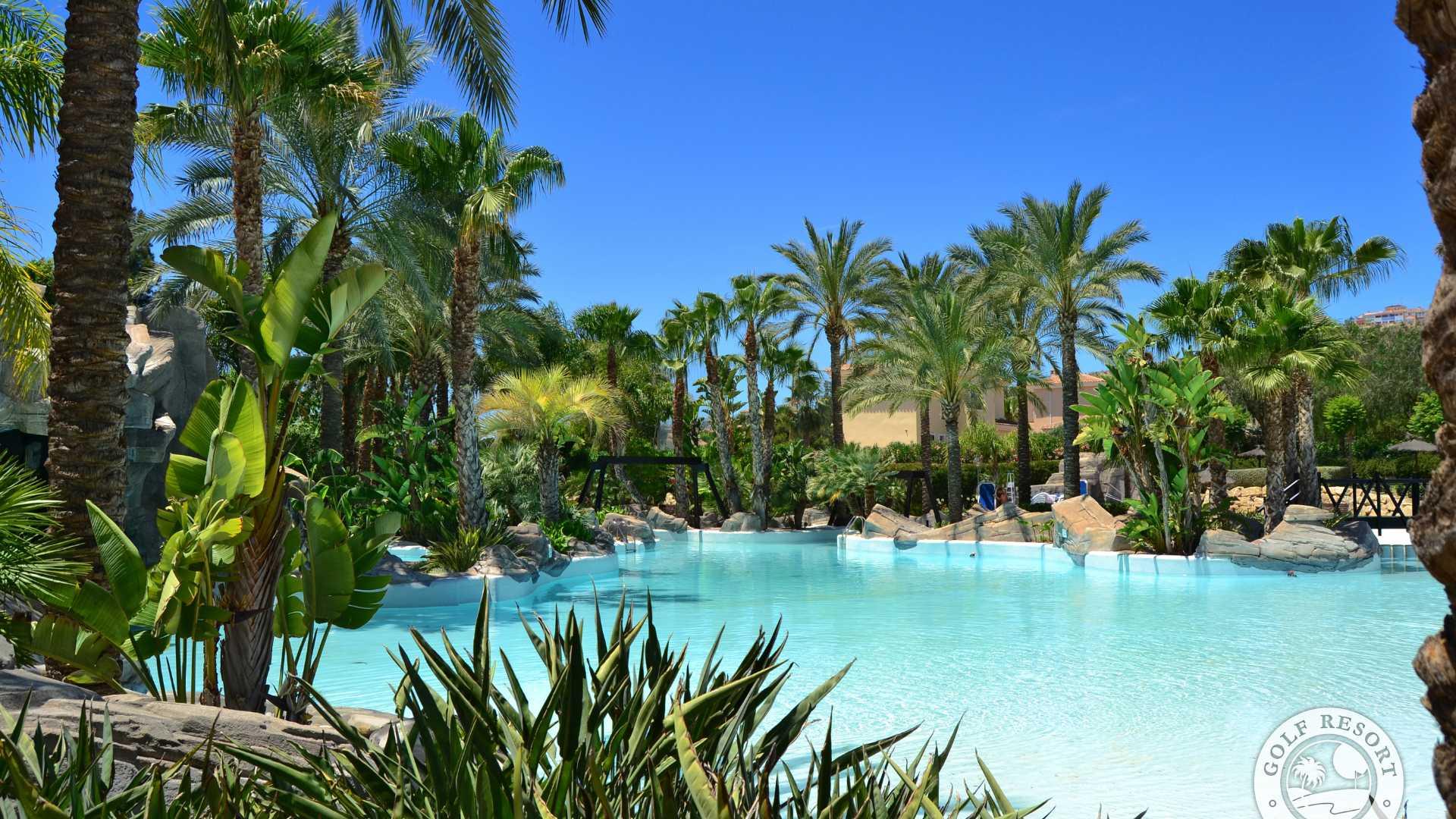 hotel bonalba golf spa alicante