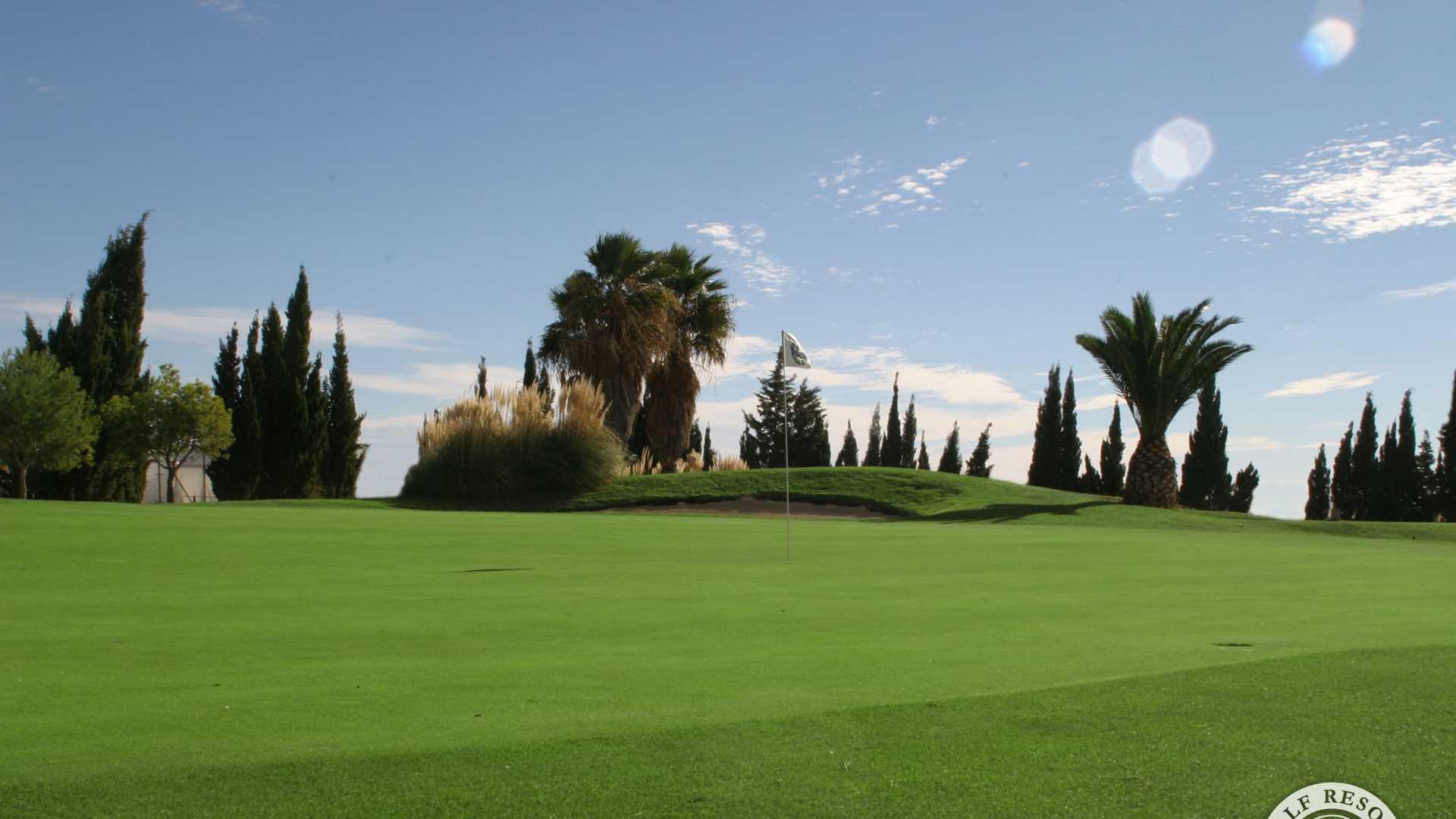 hotel bonalba golf resort