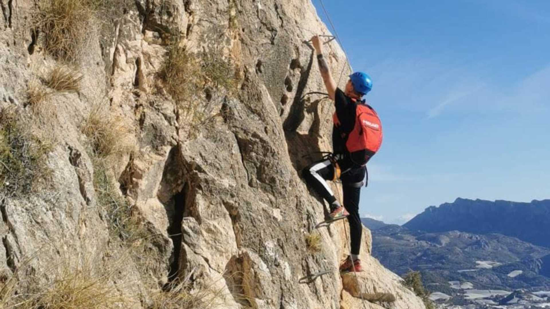 El Ponoig via ferrata