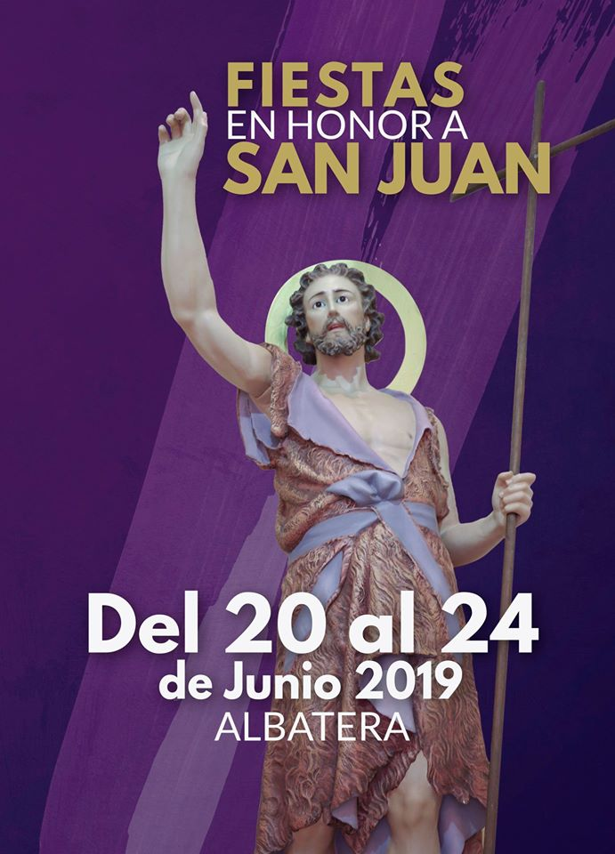 Fiestas de San Juan en Albatera