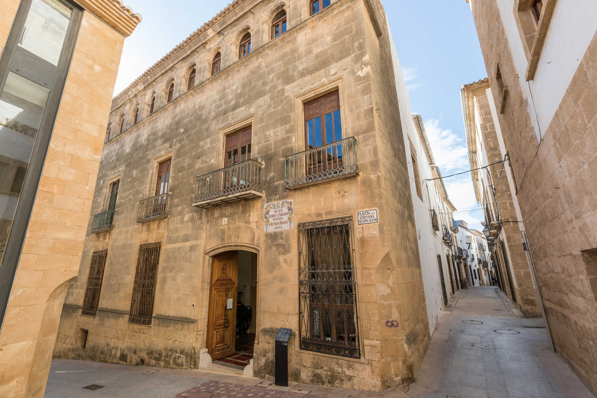 Museu Arqueològic i Etnogràfic Soler Blasco