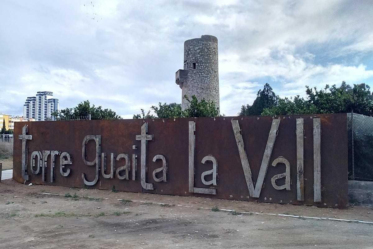 Torre de la Vall (o Torre Guaita)