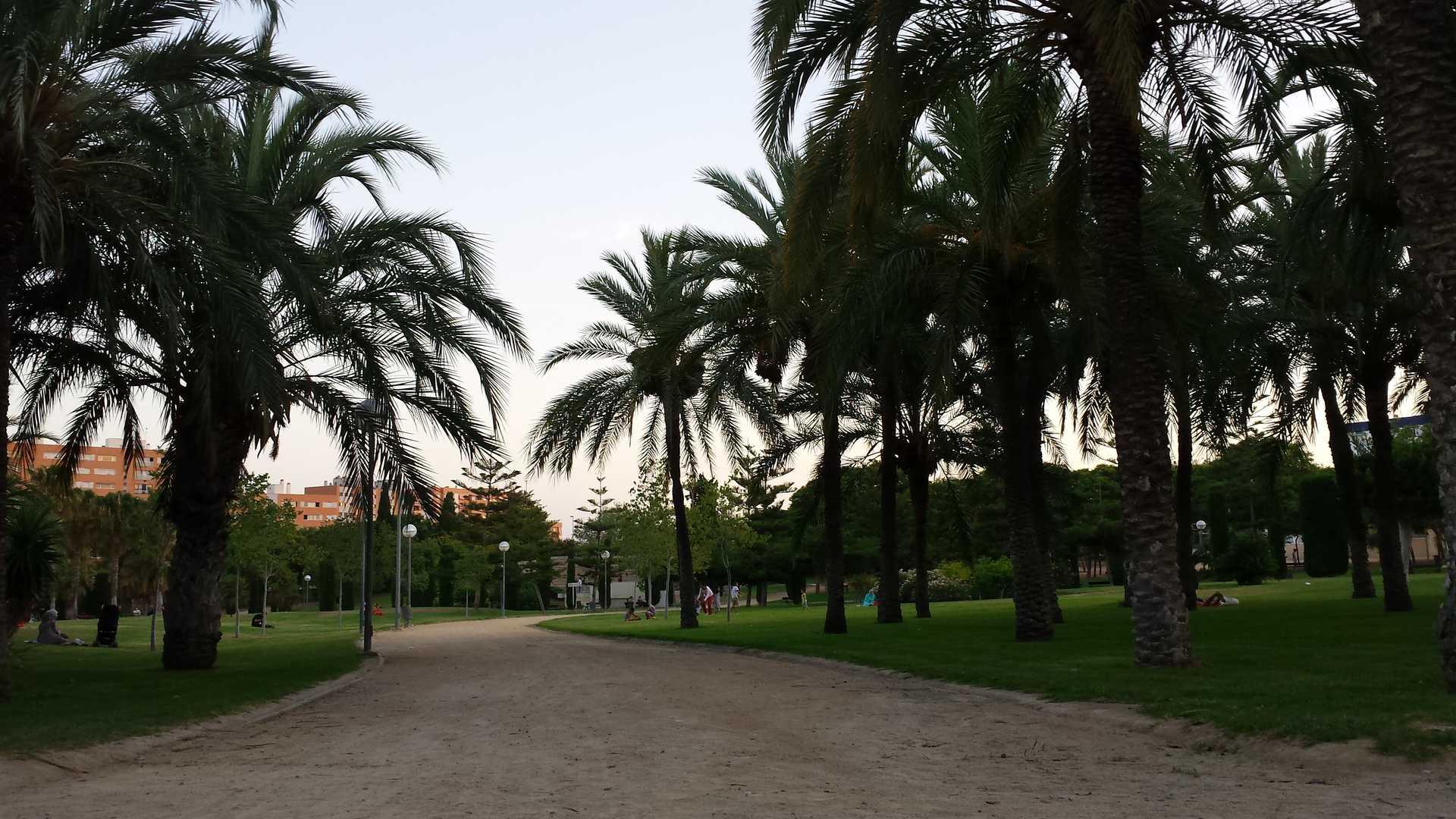 Parc lo Morant