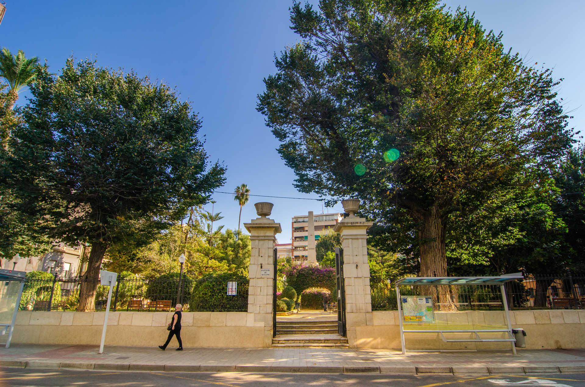 Panteón de Quijano de Alicante