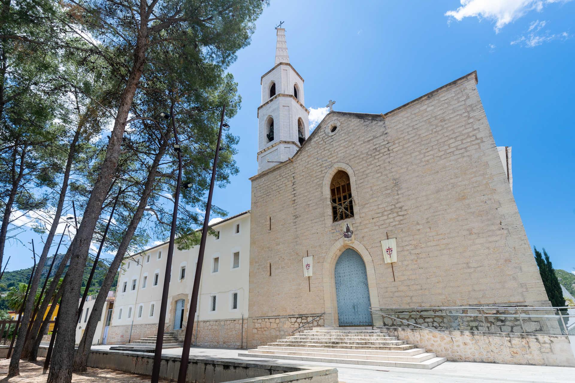 Convento Franciscano e Iglesia de la Sagrada Familia