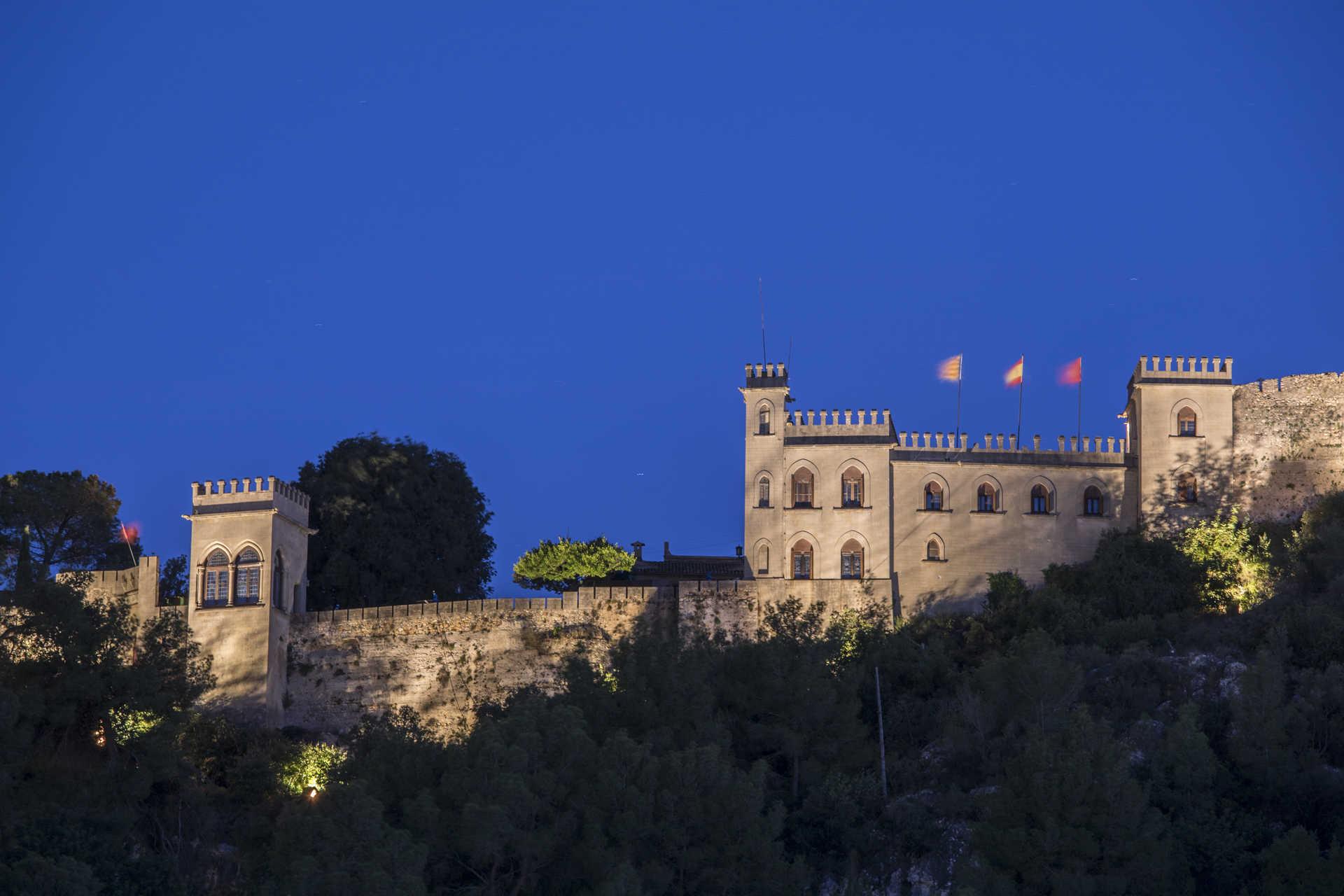Xàtiva Castle