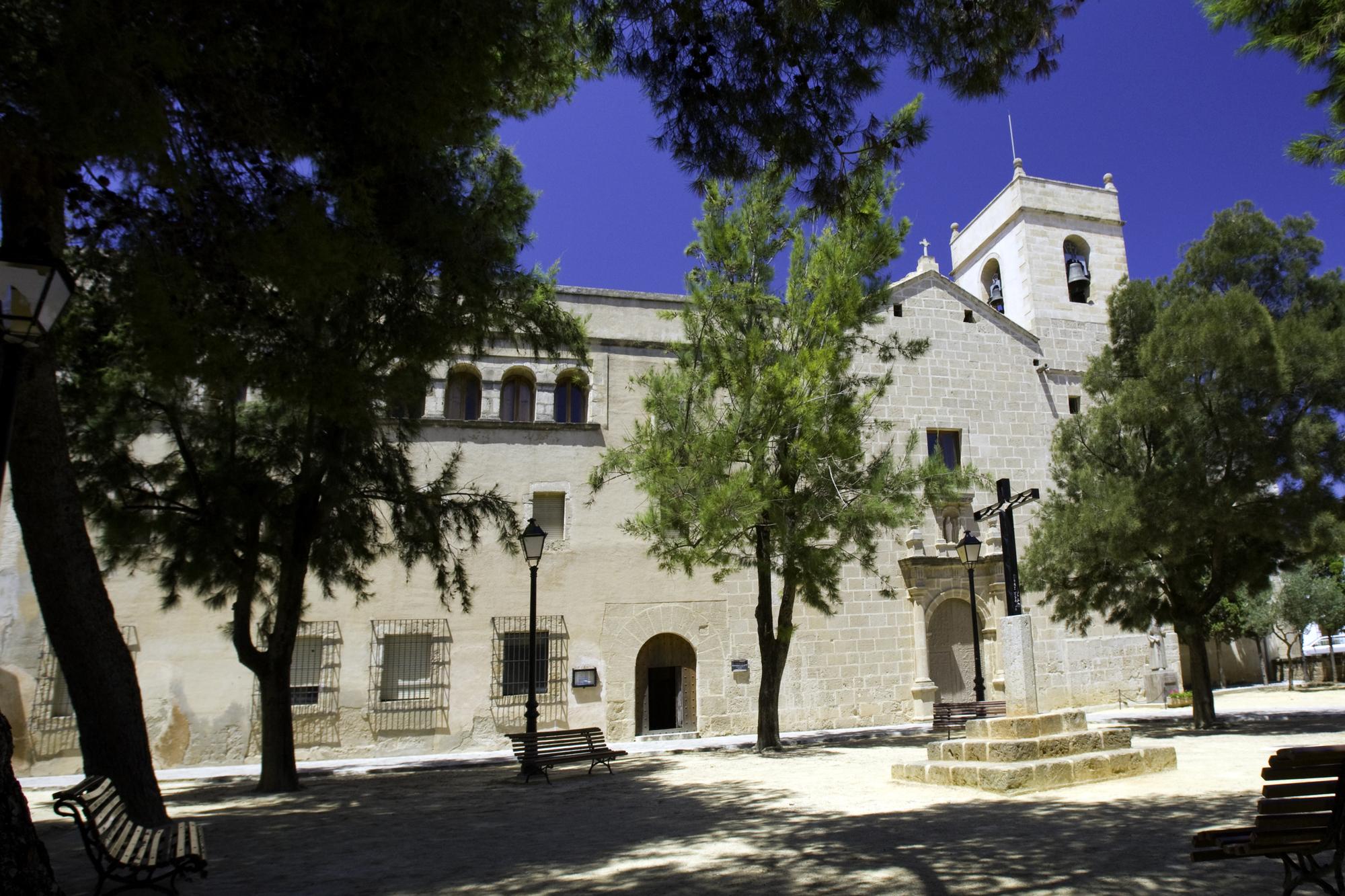 Convent dels Pares Franciscans
