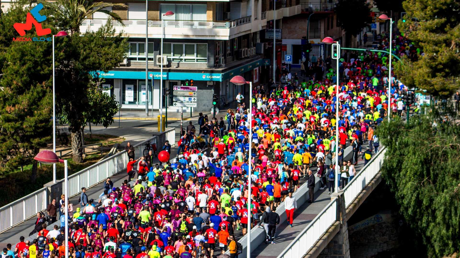 Nueva fecha prevista XLVIII Media Maratón Internacional de Elche