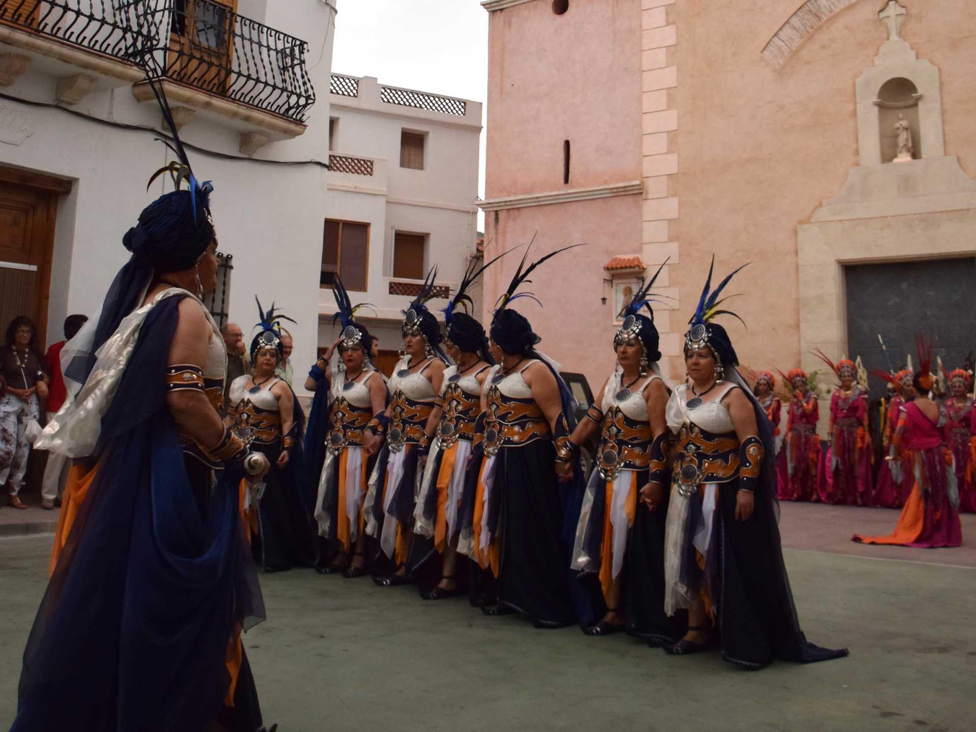 Fêtes de Nuestra Señora de la Asunción