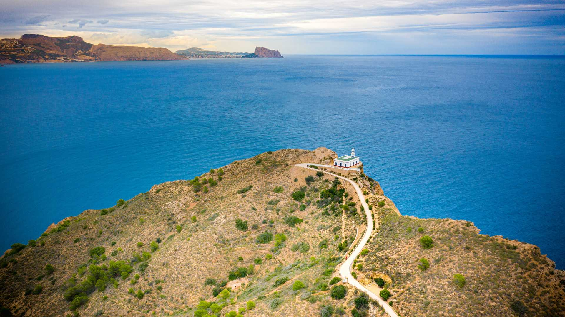 Ruta del Faro de l'Albir